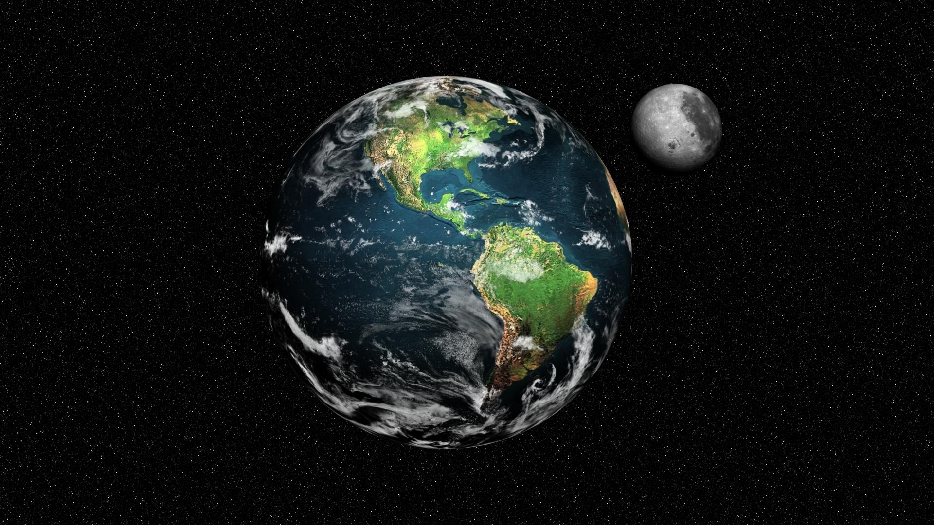 обои земля: