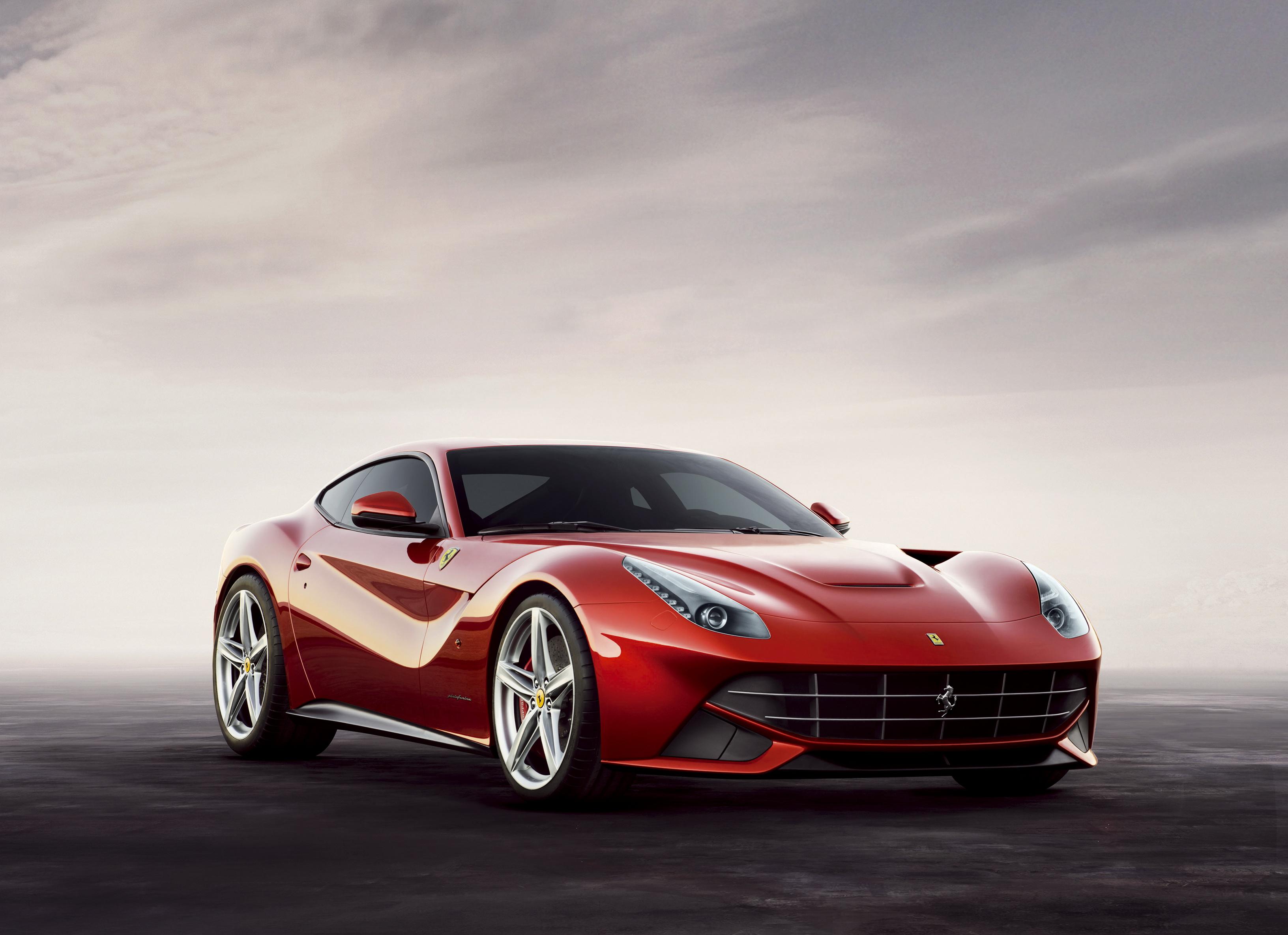 Ferrari F12 Berlinetta спорткар  № 553441  скачать
