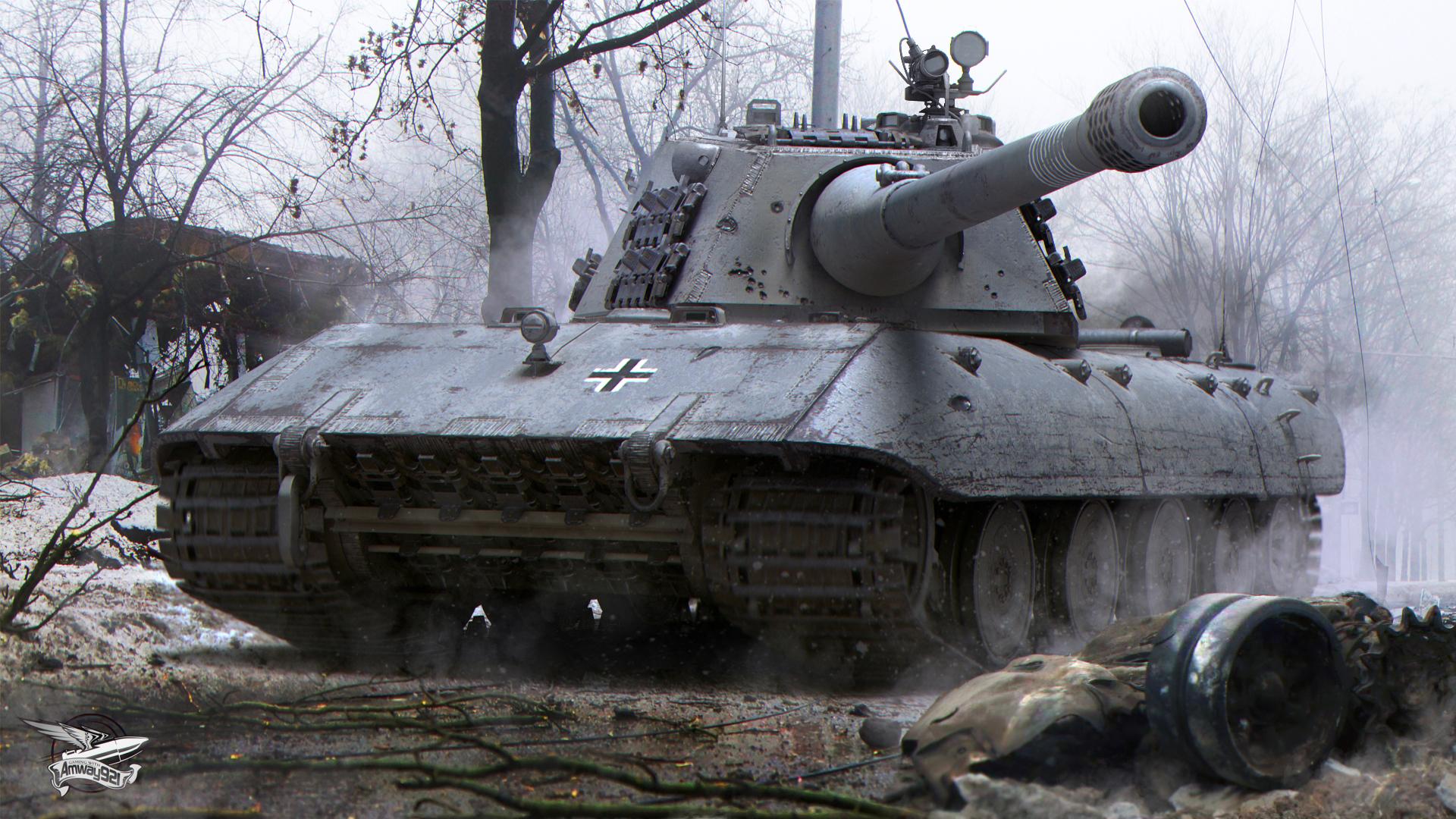 Waffentrager auf e 100jpg не добавлены