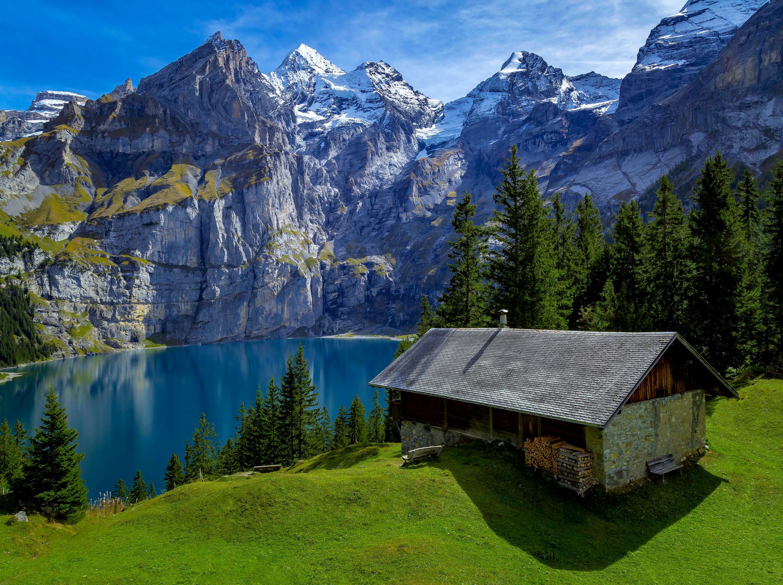 Хижинка в горах  № 1205713 без смс