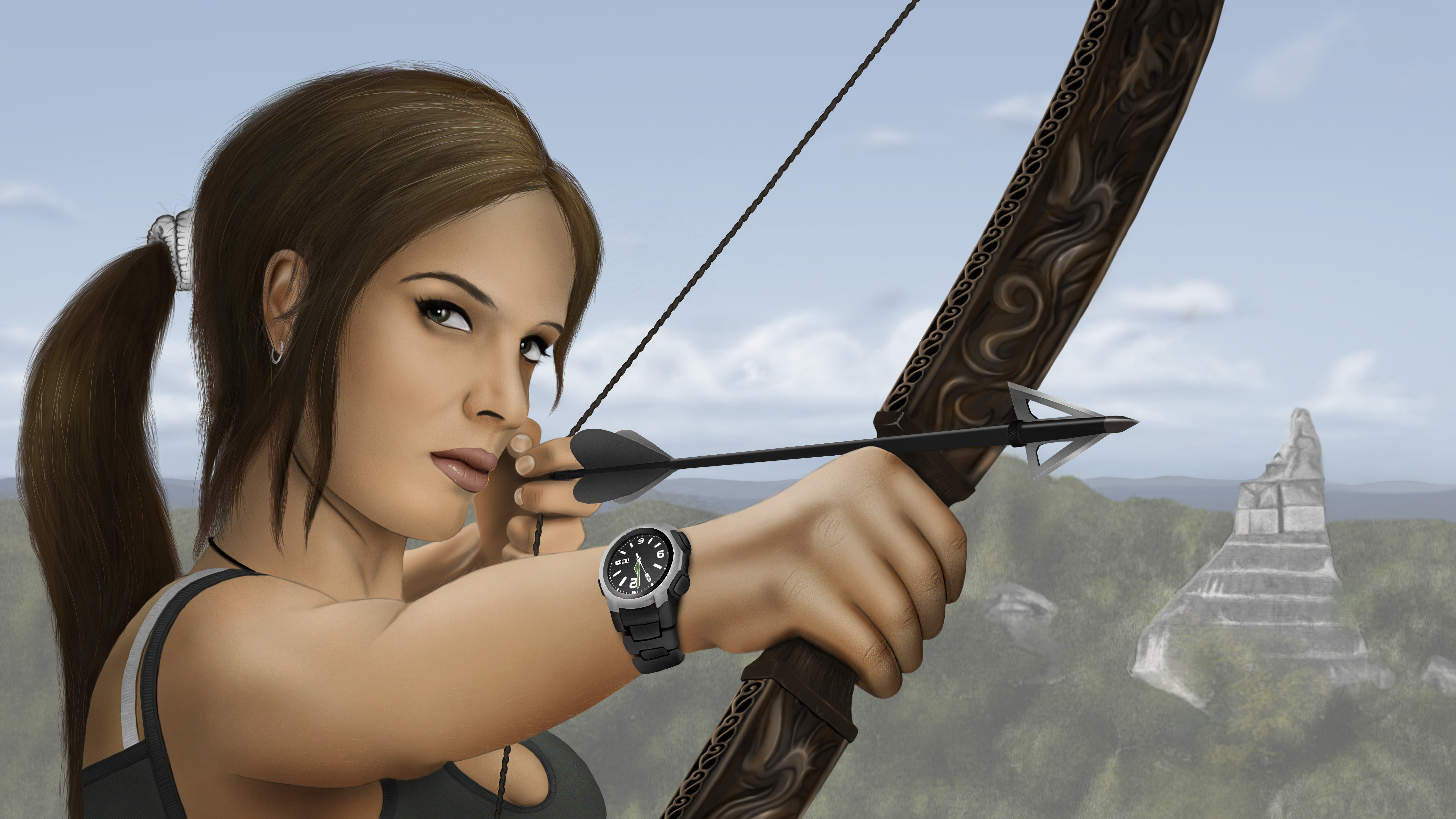 Laura croft pussy pics hentai pictures