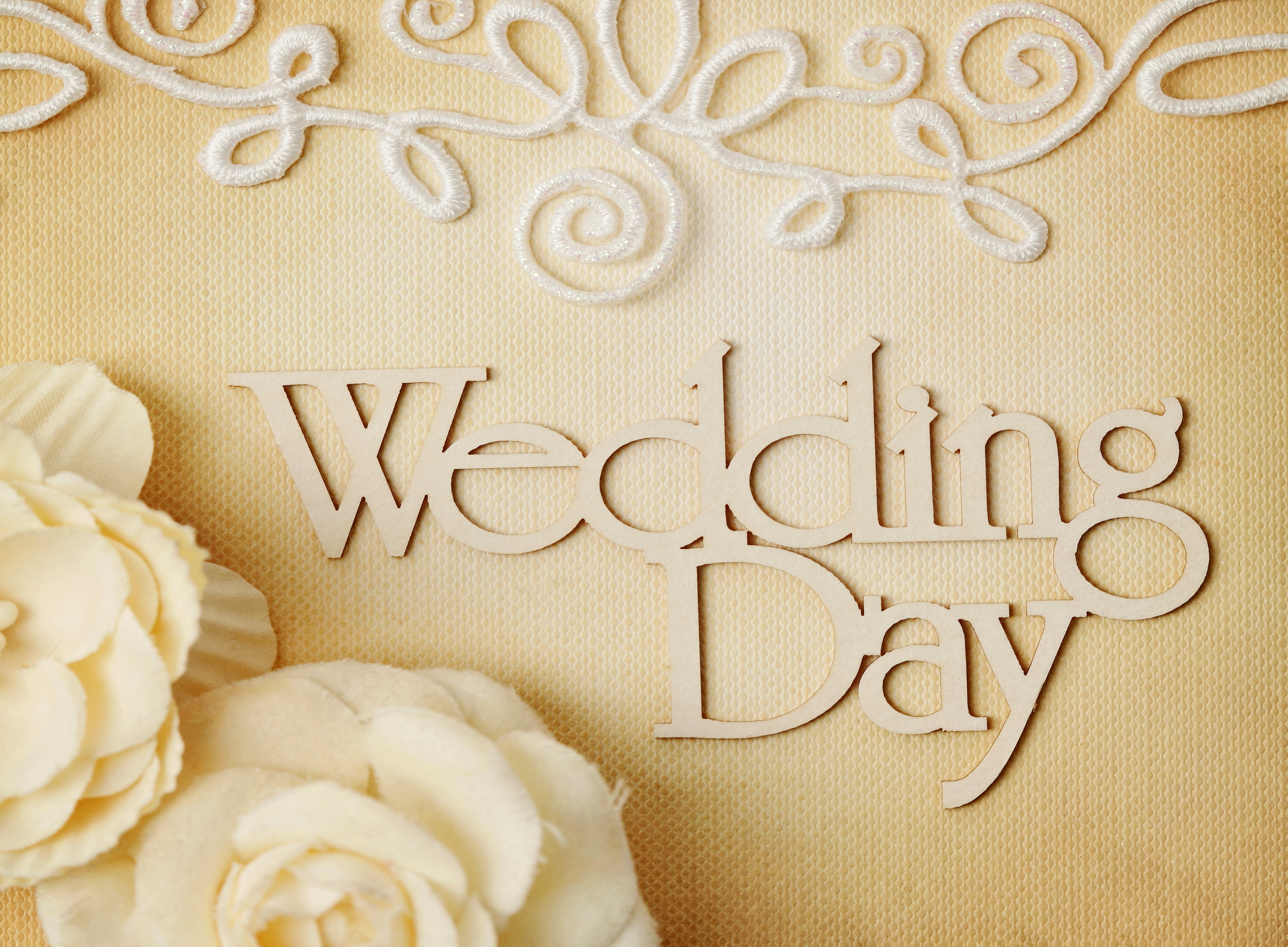 Фото со словами наша свадьба