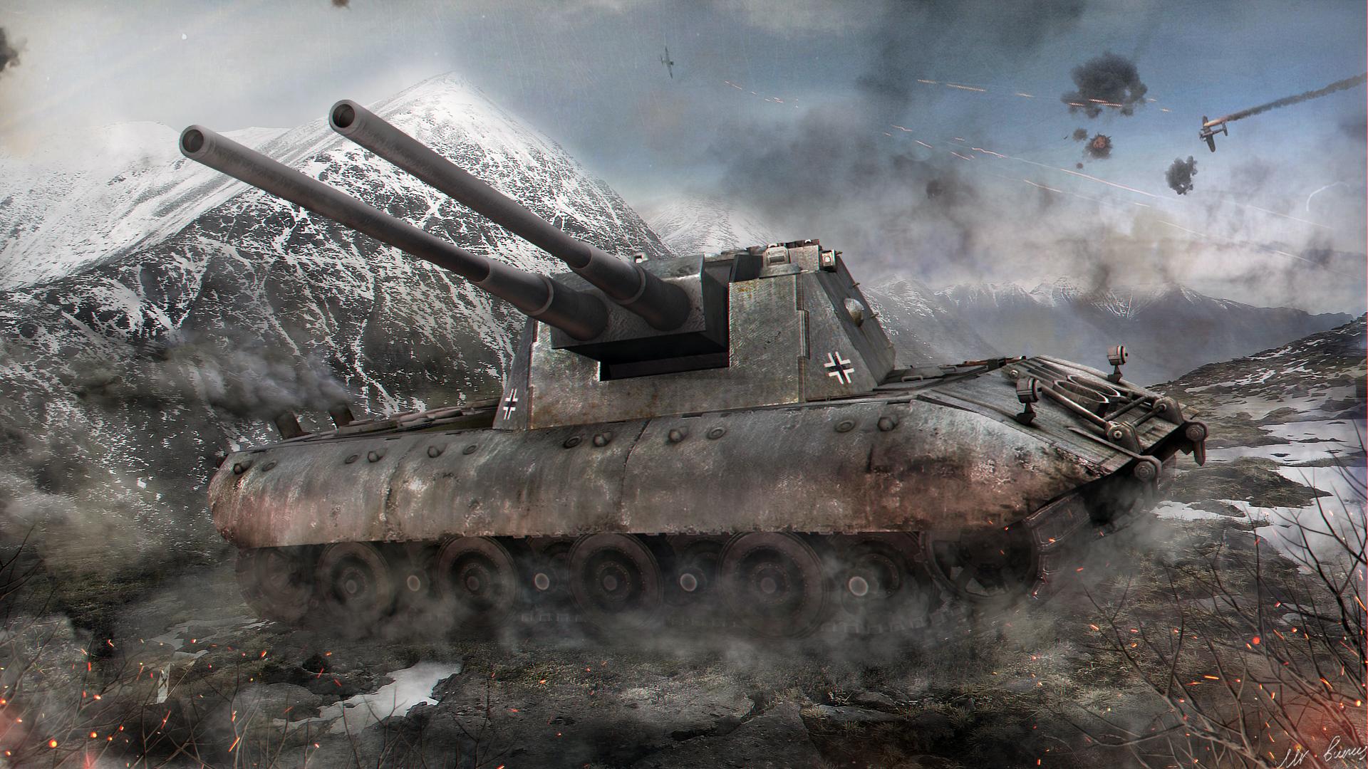 World of Tanks обои (497 фото) скачать для рабочего стола : 2