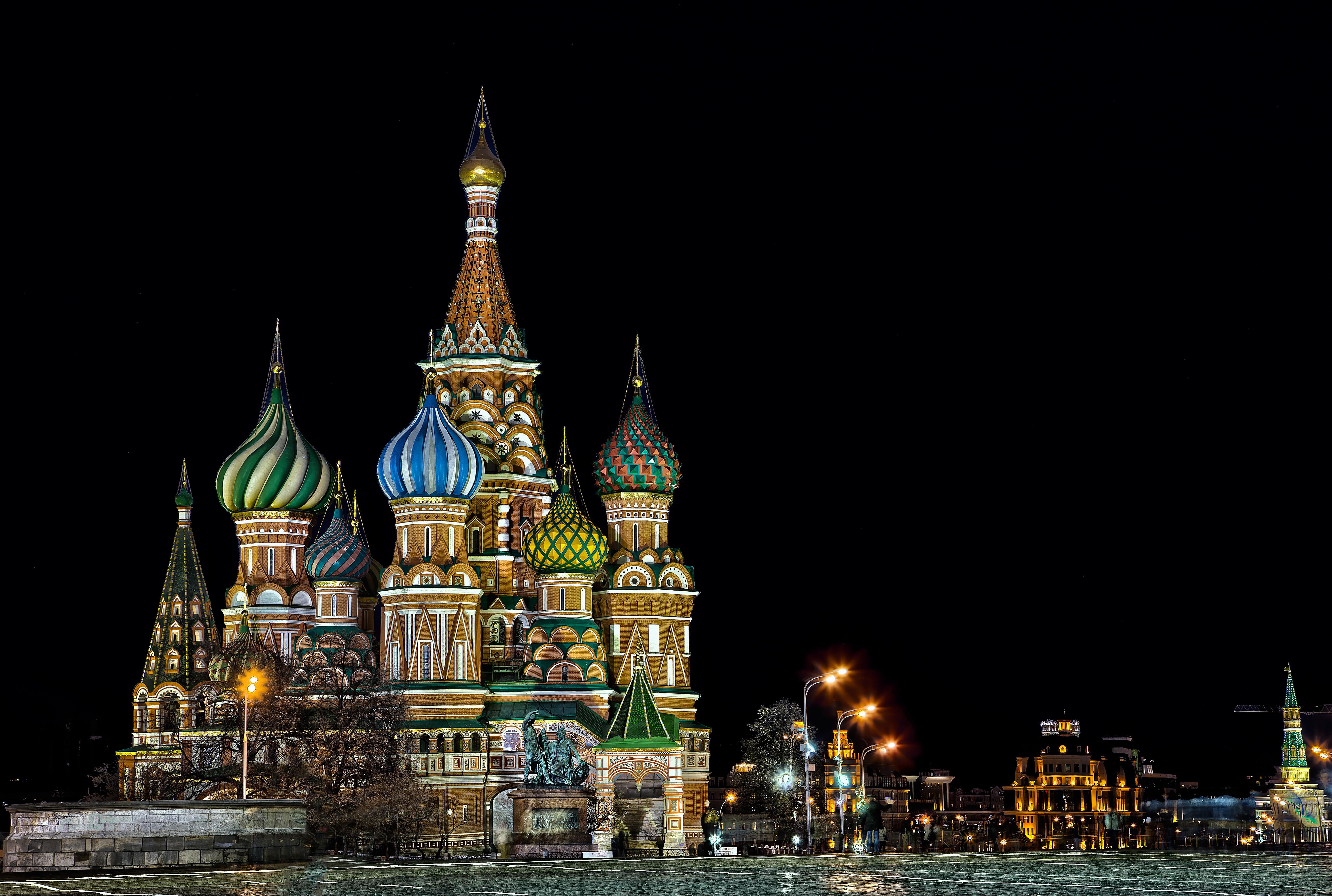 архитектура страны Церковь Москва Россия  № 2449682  скачать