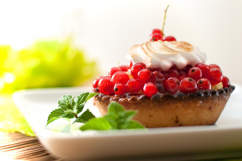 еда ягоды кексы  № 2152781  скачать