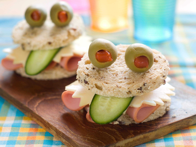 Сделать бутерброд домашних условиях