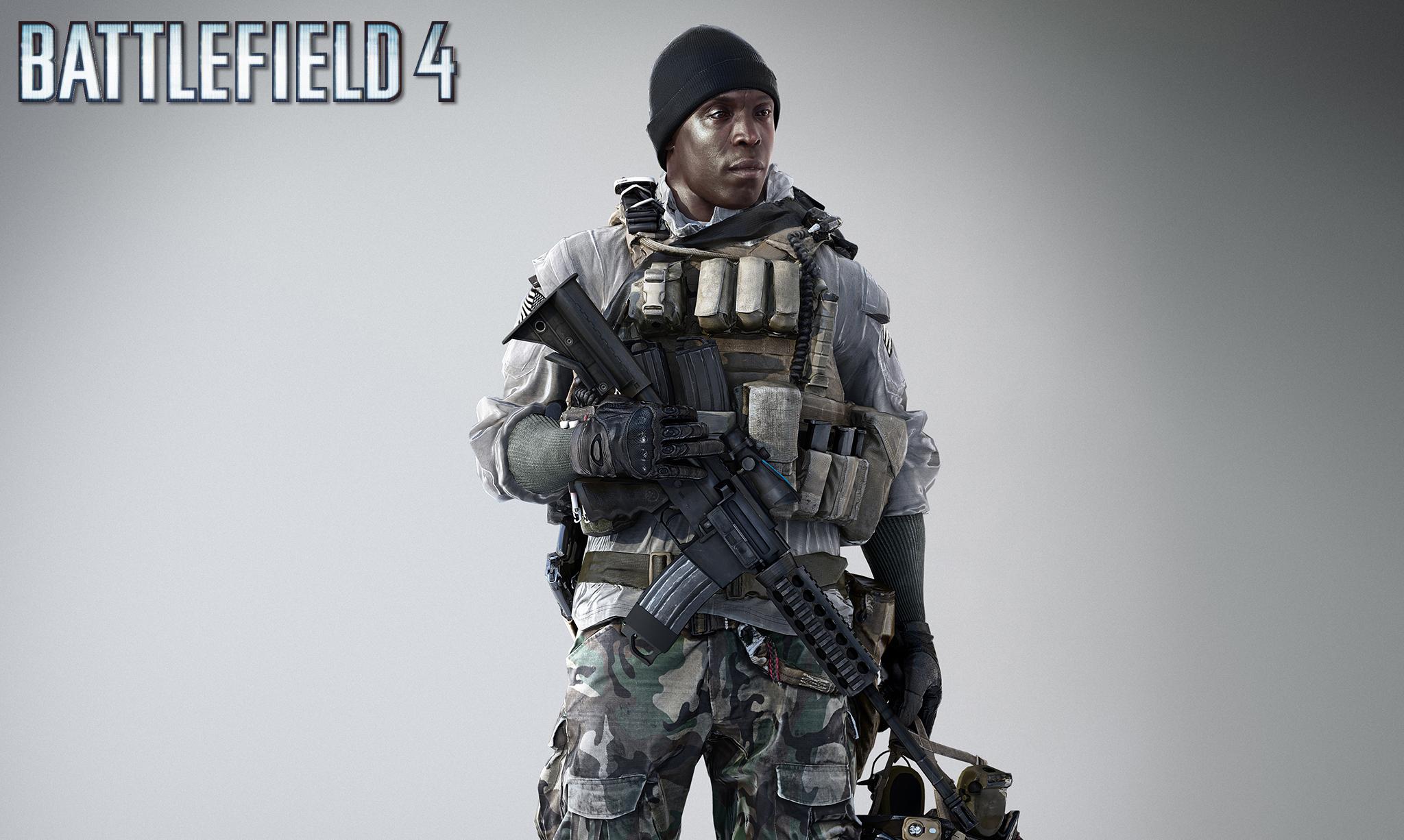 Battlefield 4 почему ирландца зовут ирландцем