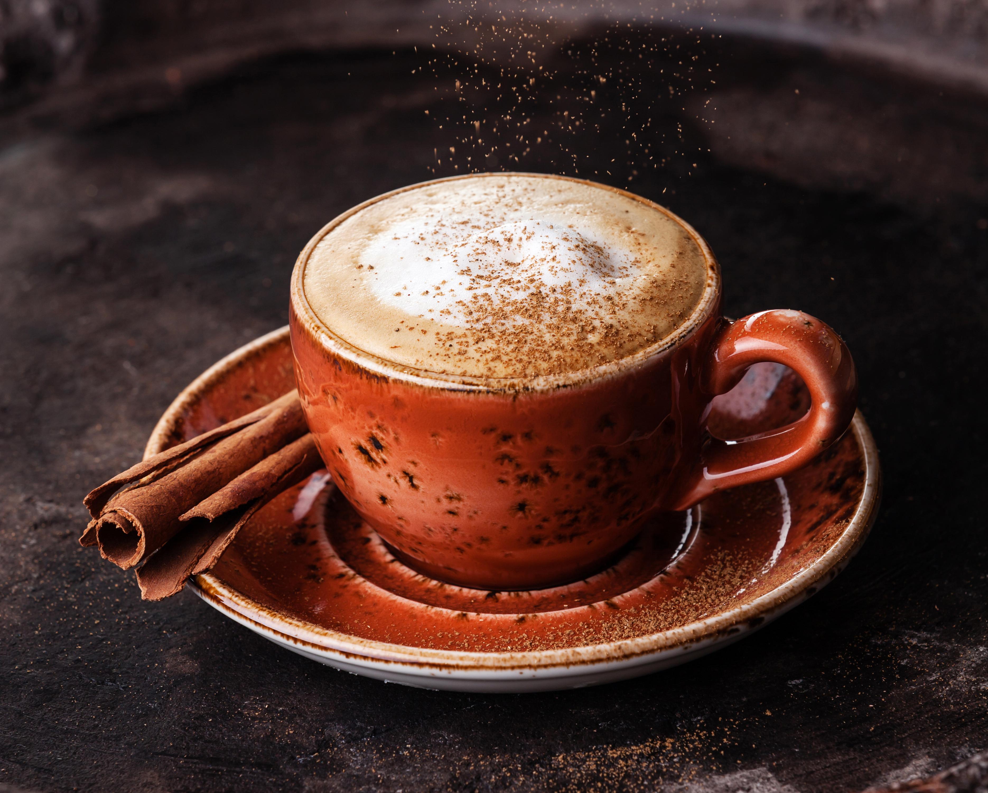 корица кофе чашка cinnamon coffee Cup  № 1119894 бесплатно