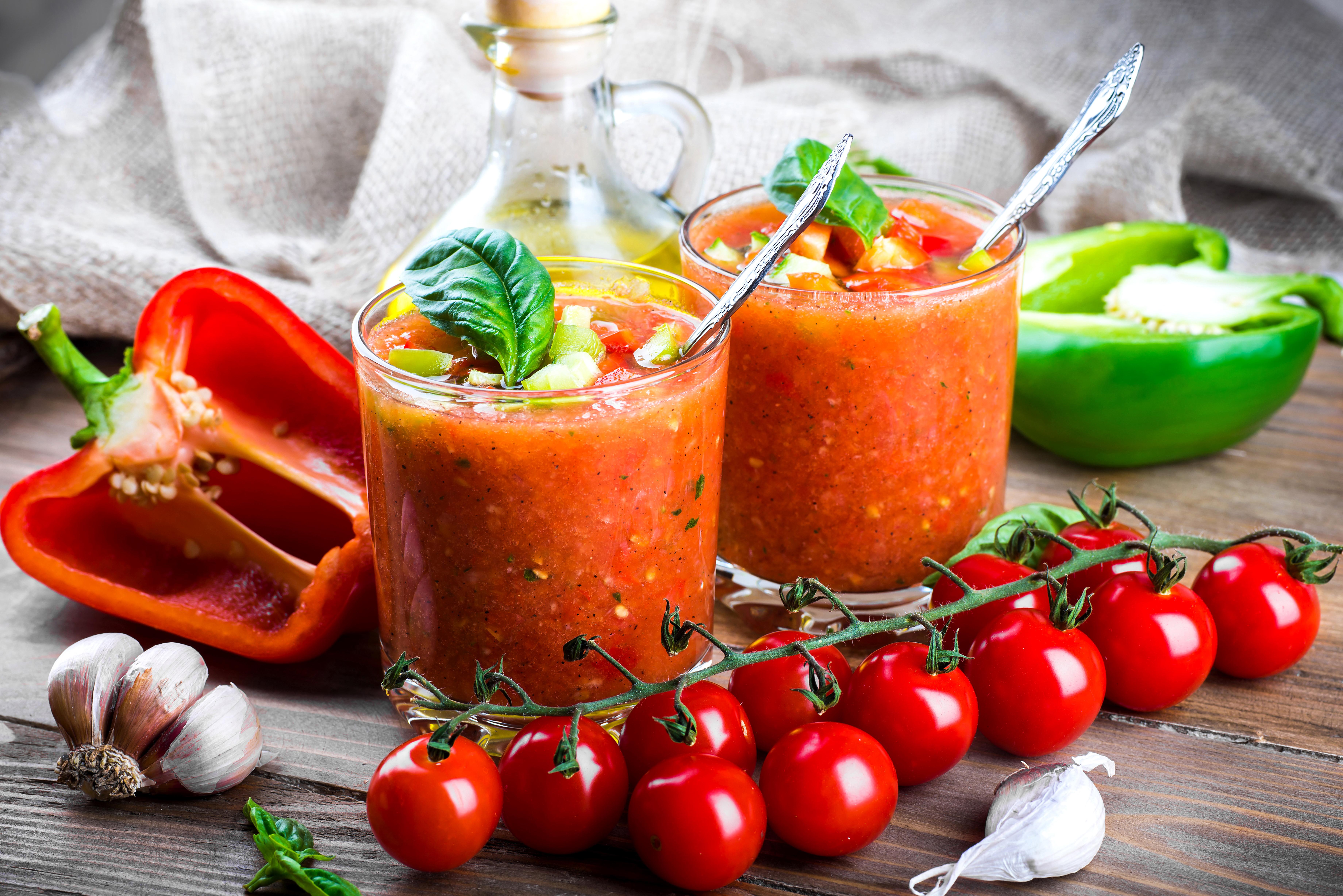 еда помидоры сок томатный ложка  № 2891549 без смс