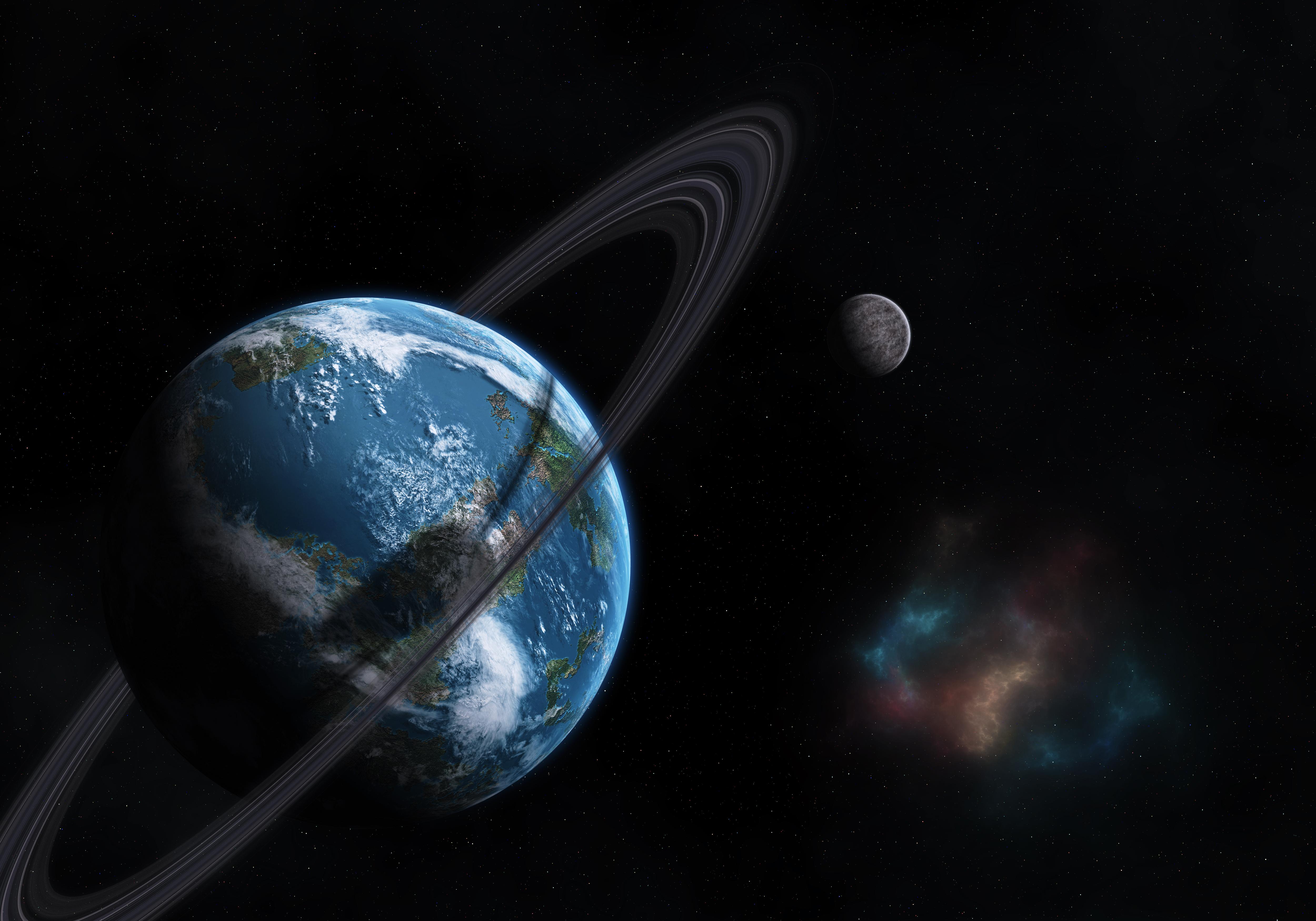 Обои космос земля спутник картинки на рабочий стол на тему Космос - скачать  № 1758113 бесплатно