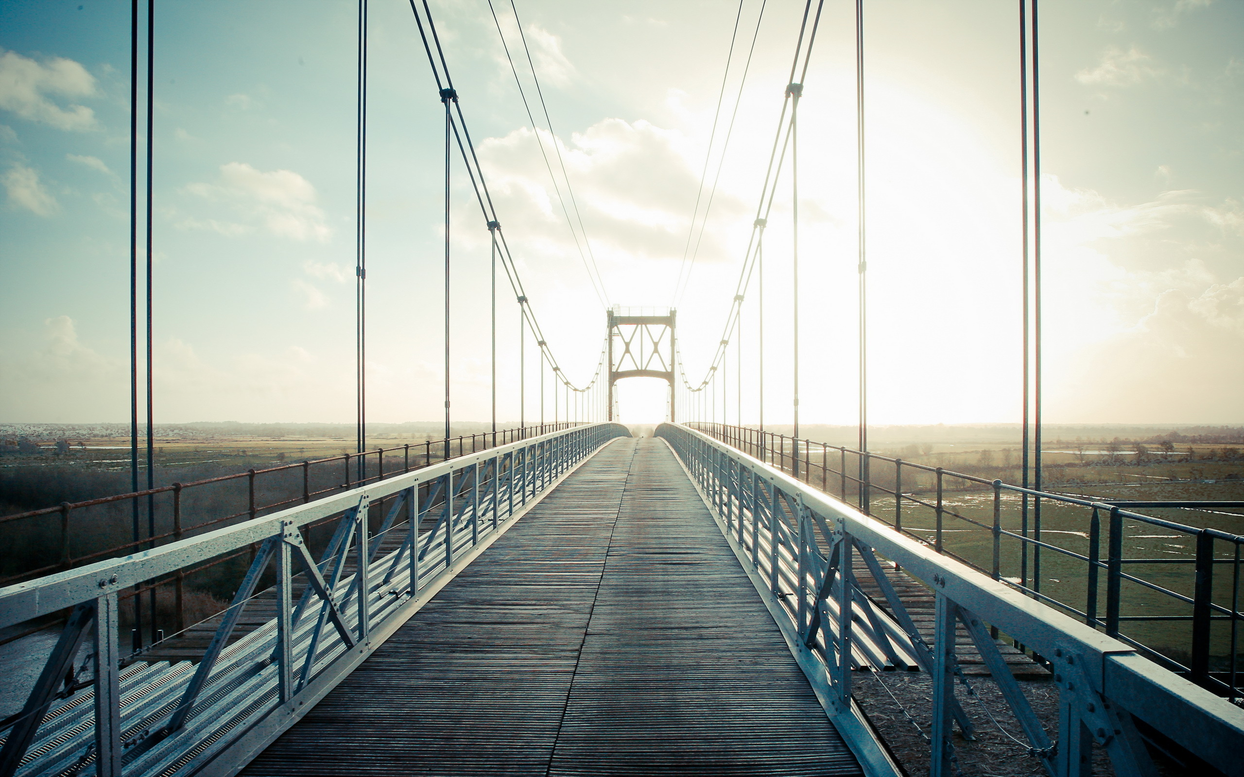 Мост над дорогой  № 2225331 бесплатно