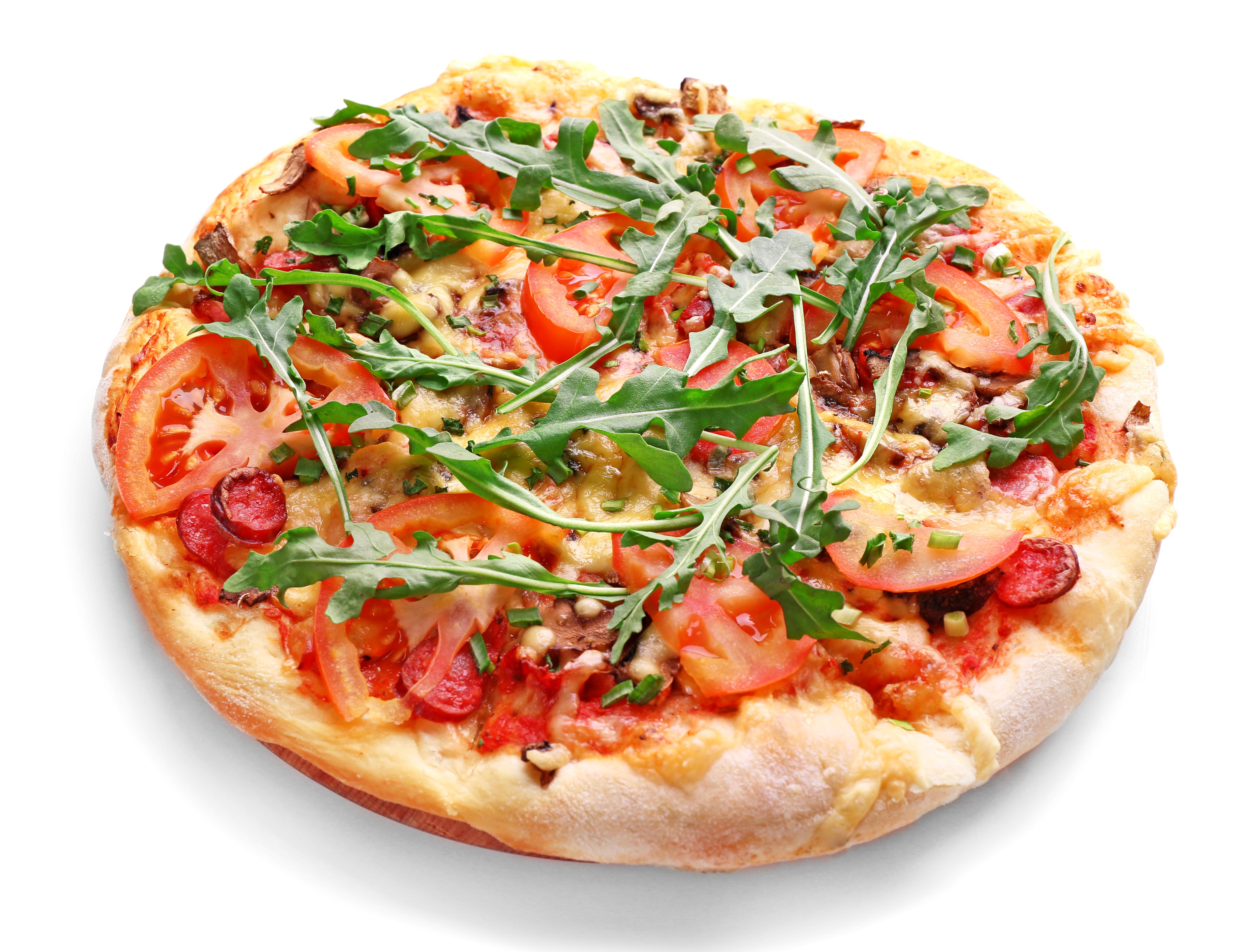 Как сделать пиццу с сосиской