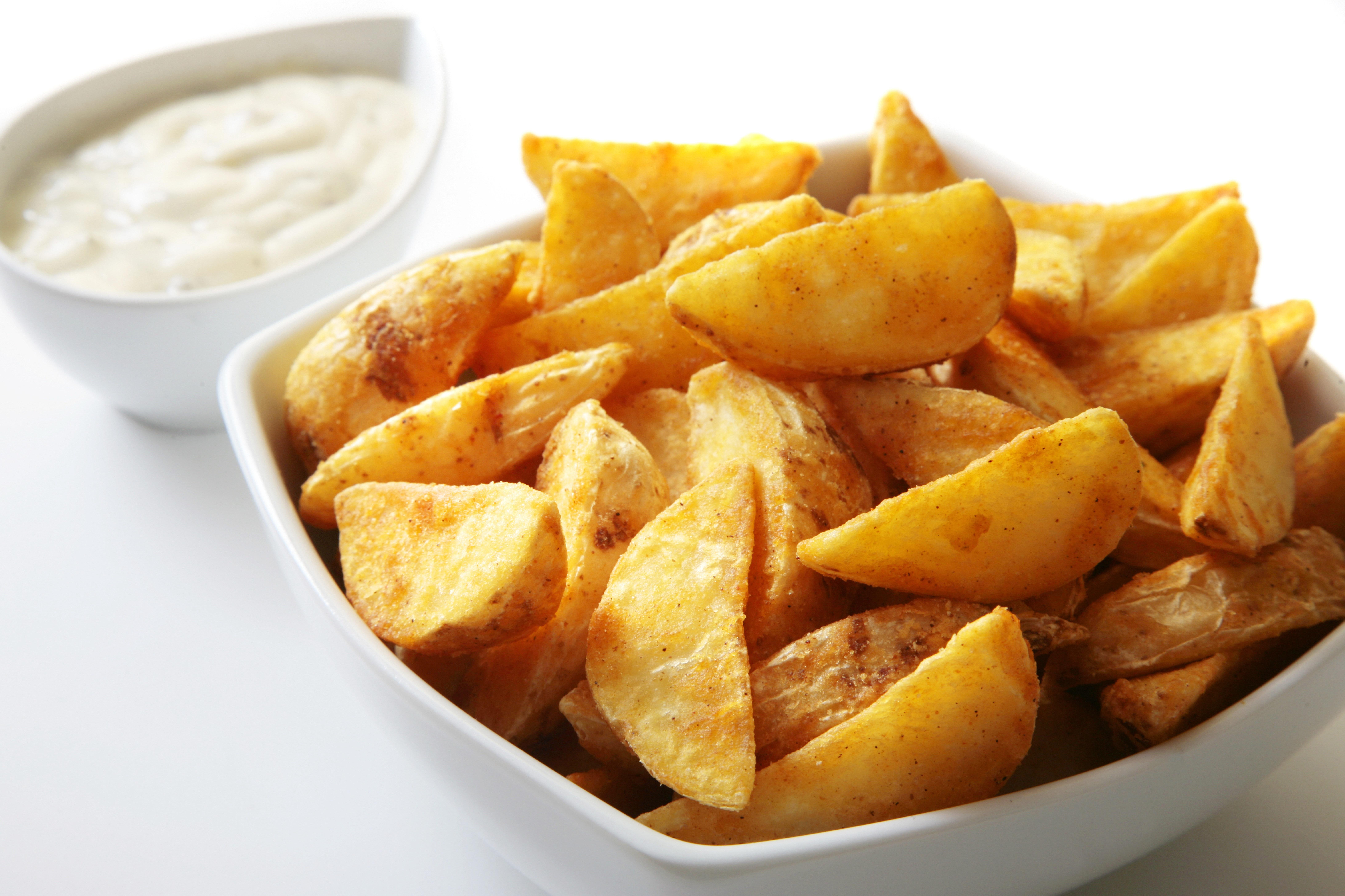 Как сделать вареную картошку с корочкой