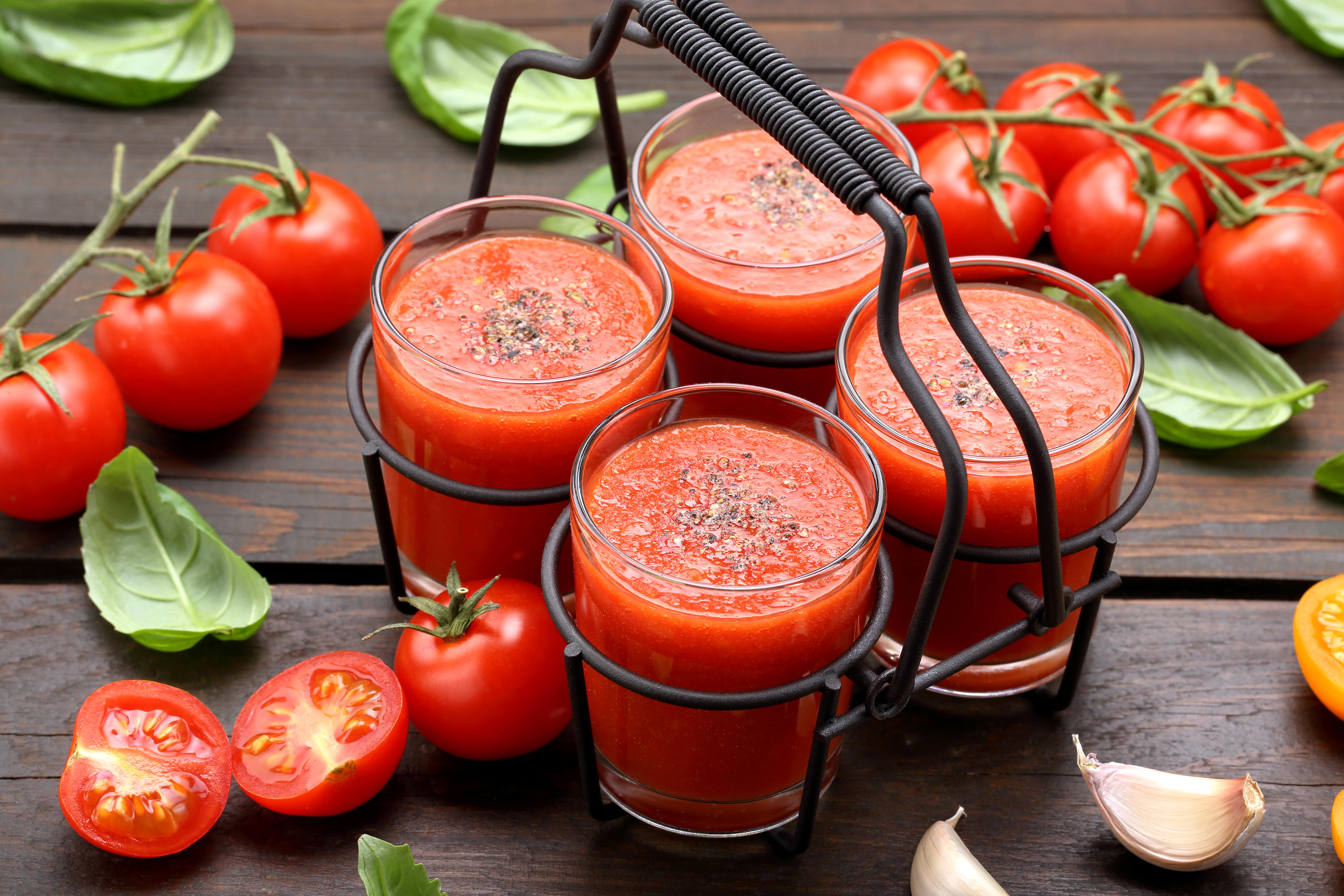 еда помидоры сок томатный ложка  № 2891465 загрузить