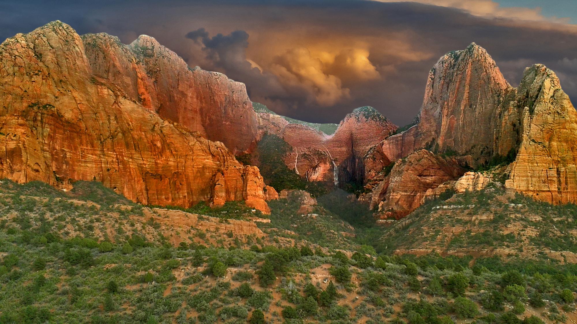 природа горы деревья скалы небо nature mountains trees rock the sky  № 379341 без смс