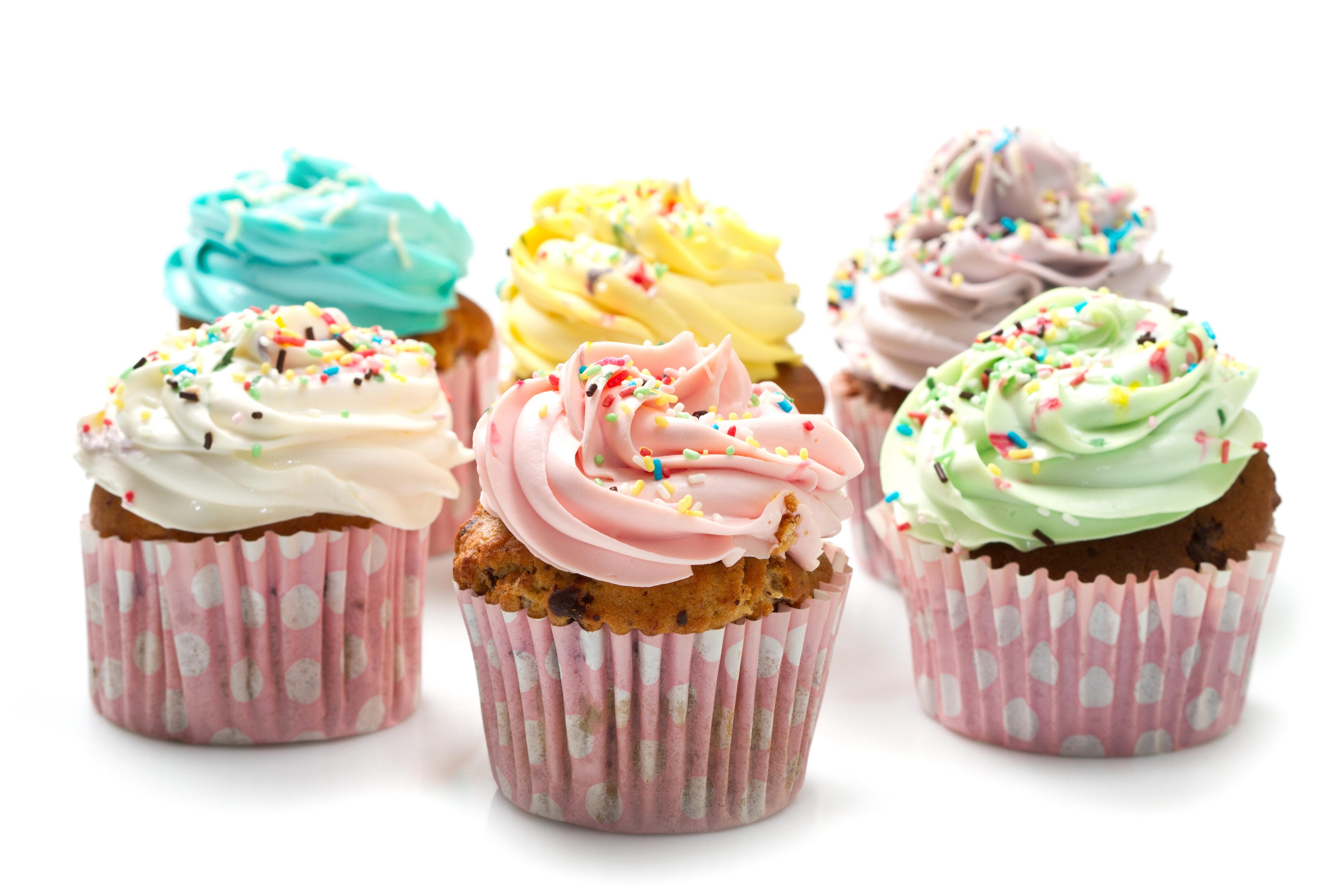 кексы пирожное cupcakes cake  № 132231 загрузить