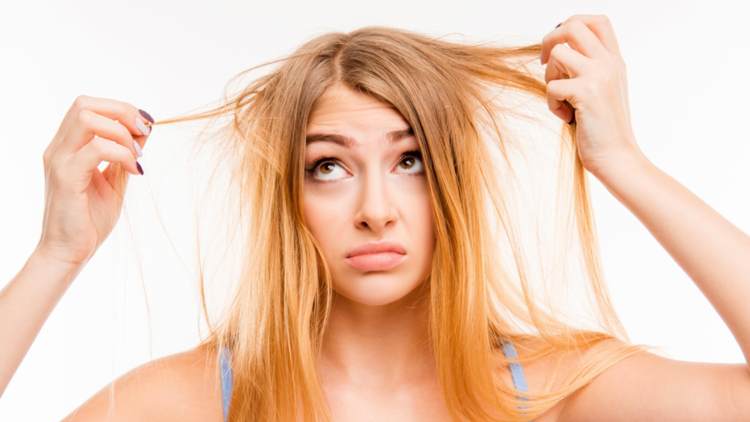 Что будет если не ухаживать за волосами