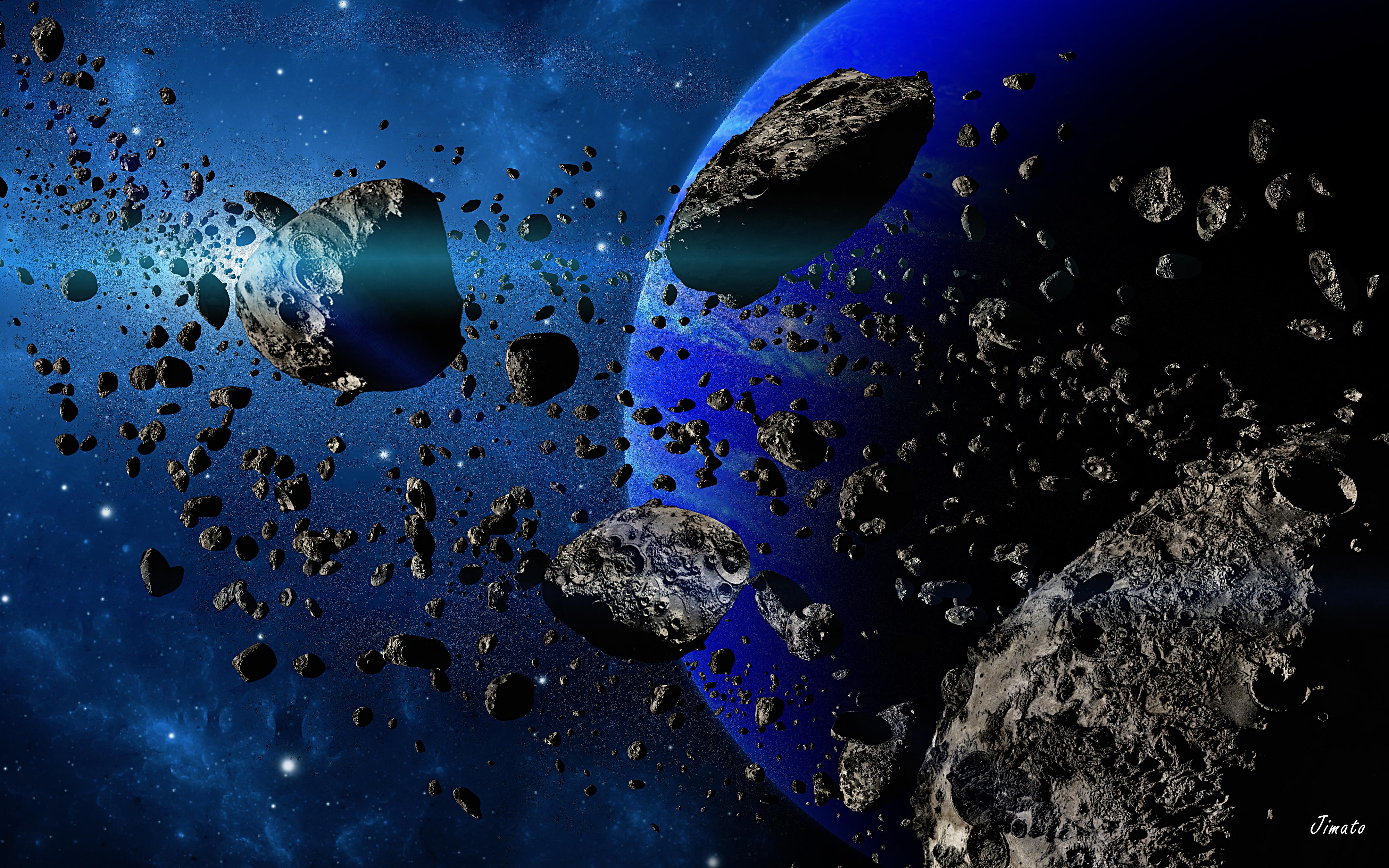 Обои Между планет картинки на рабочий стол на тему Космос - скачать  № 1763238 без смс