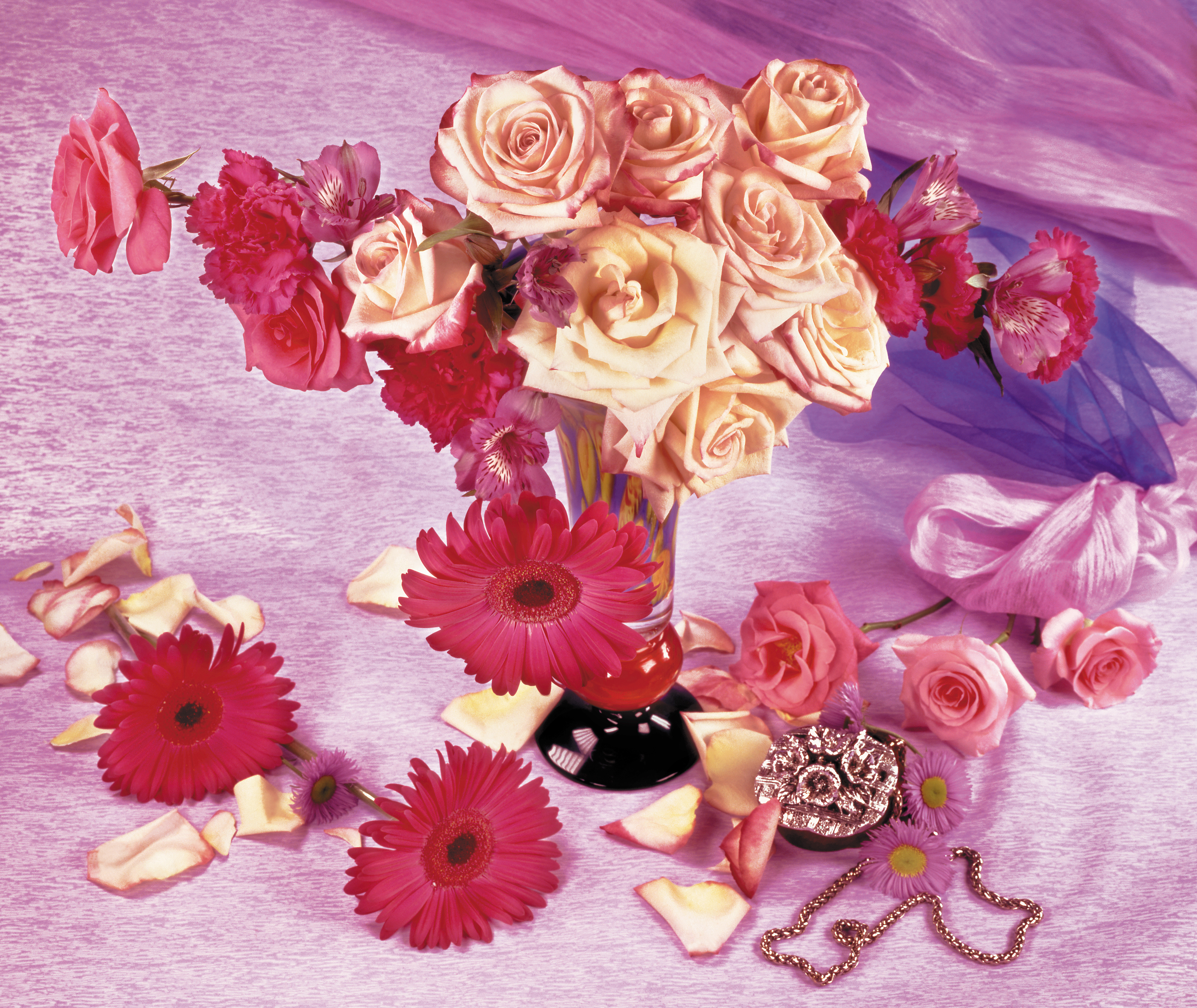 Для подруг цветы фото