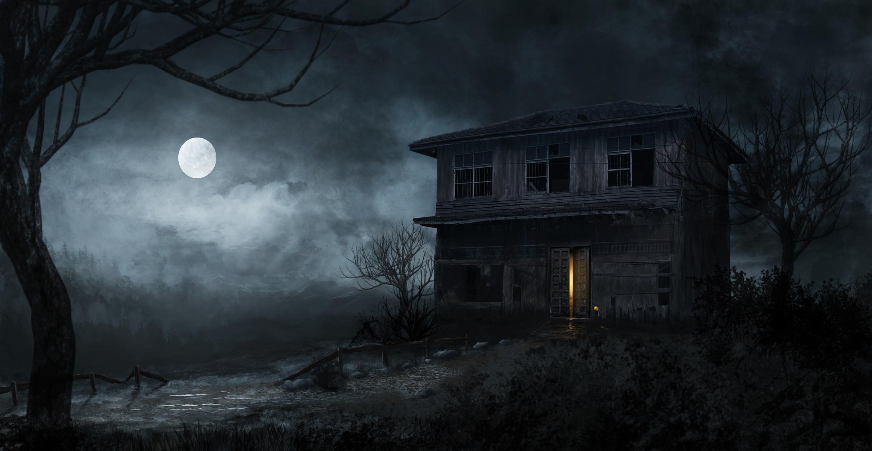 Haunted house  № 587616  скачать