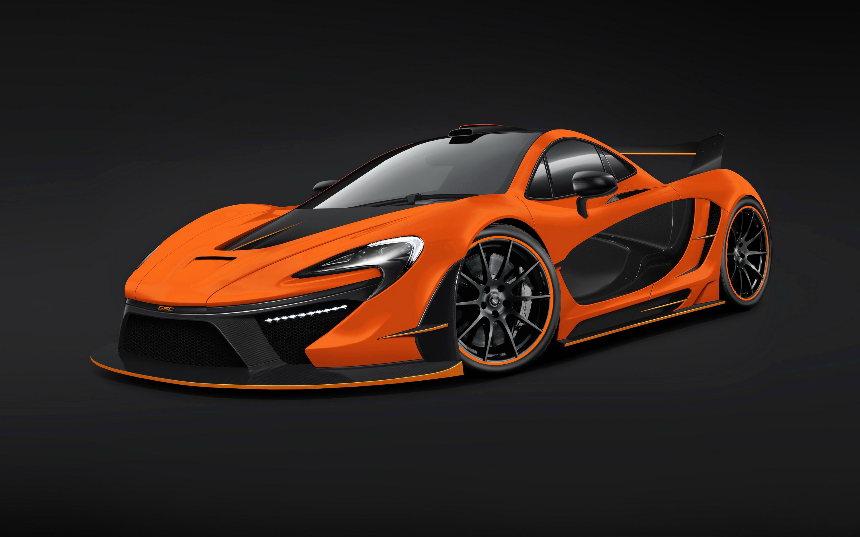 McLaren тюнинг  № 3101144 бесплатно