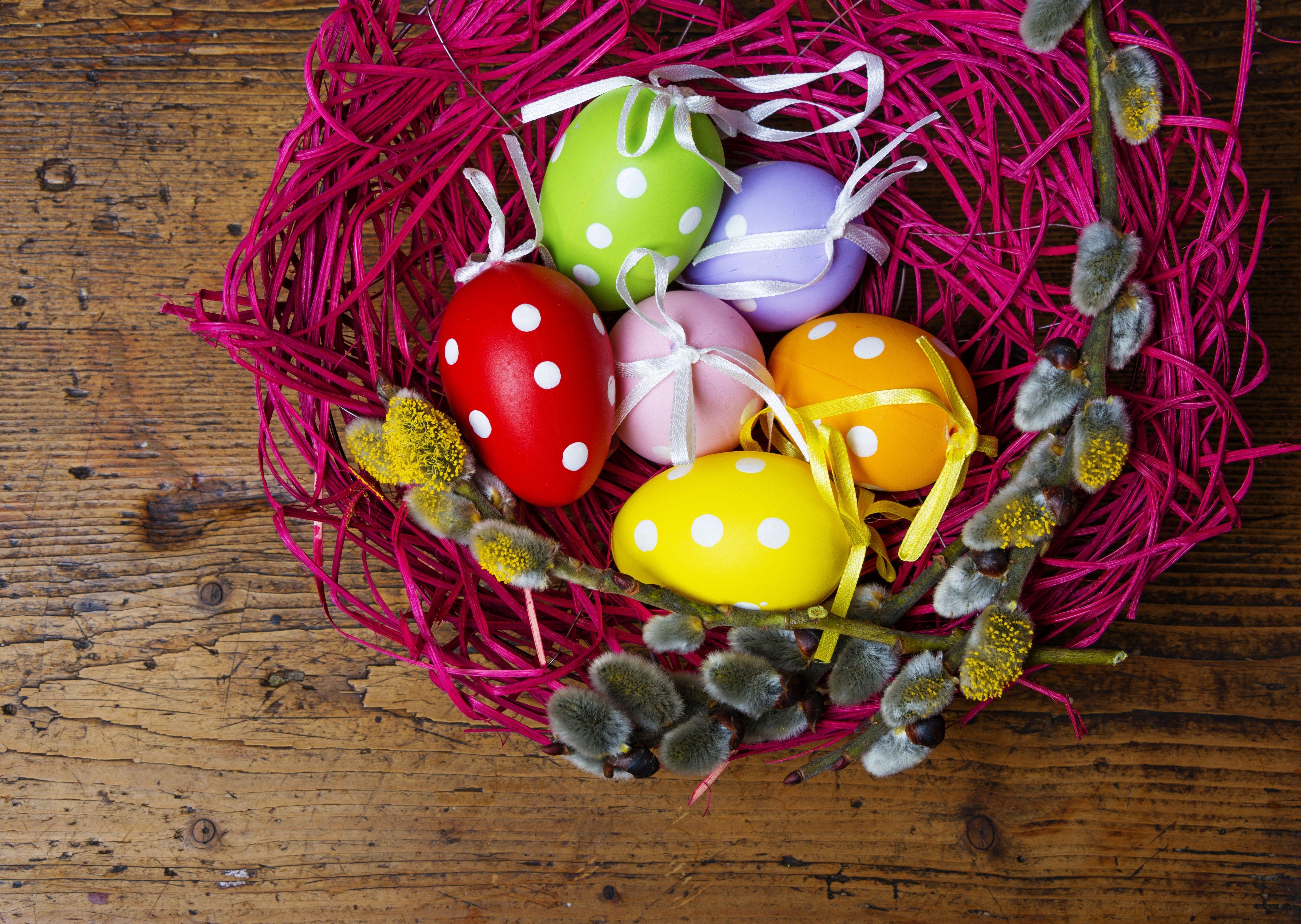 пасхальные яйца  № 1677857  скачать