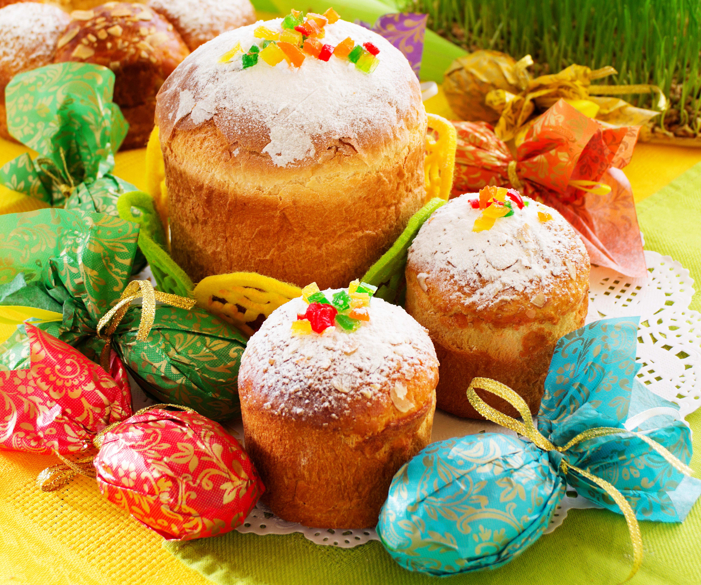 праздник пасха кулич яйца  № 2646847  скачать
