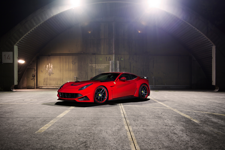 Ferrari F12 Berlinetta спорткар  № 553425  скачать