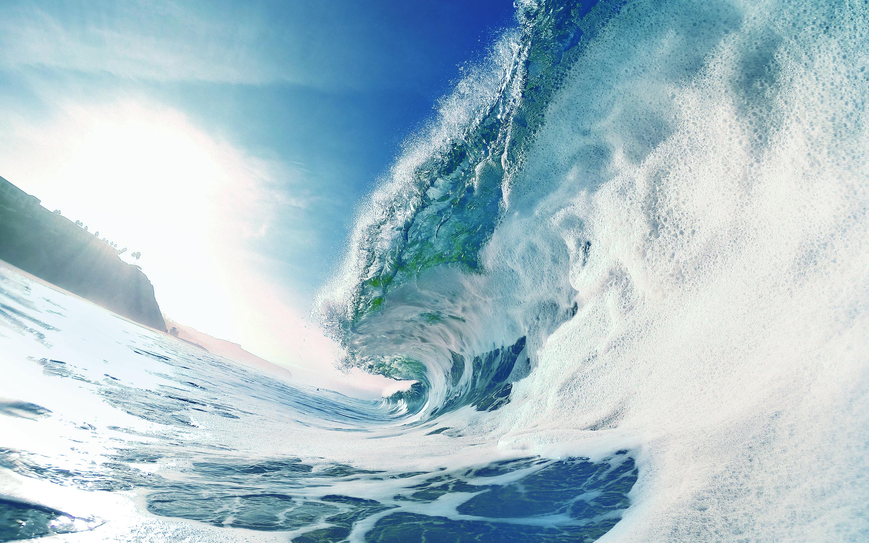 Море волны брызги  № 2203202  скачать