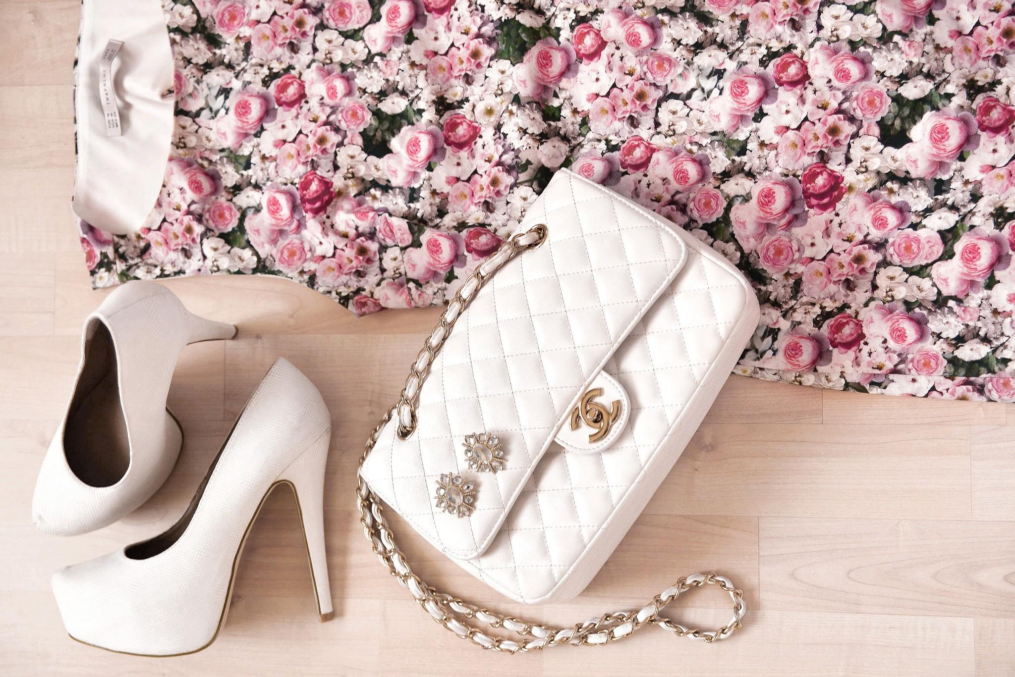 Туфли и розы  № 3398299  скачать