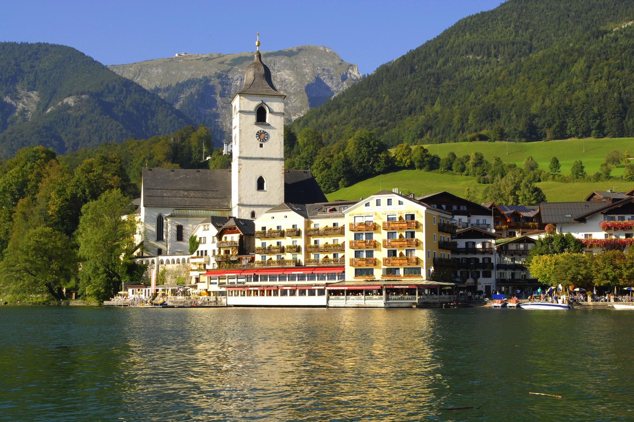 Salzkammergut, Austria  № 7780 загрузить