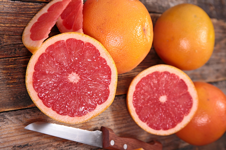 дольки грейпфрута  № 2133901 без смс