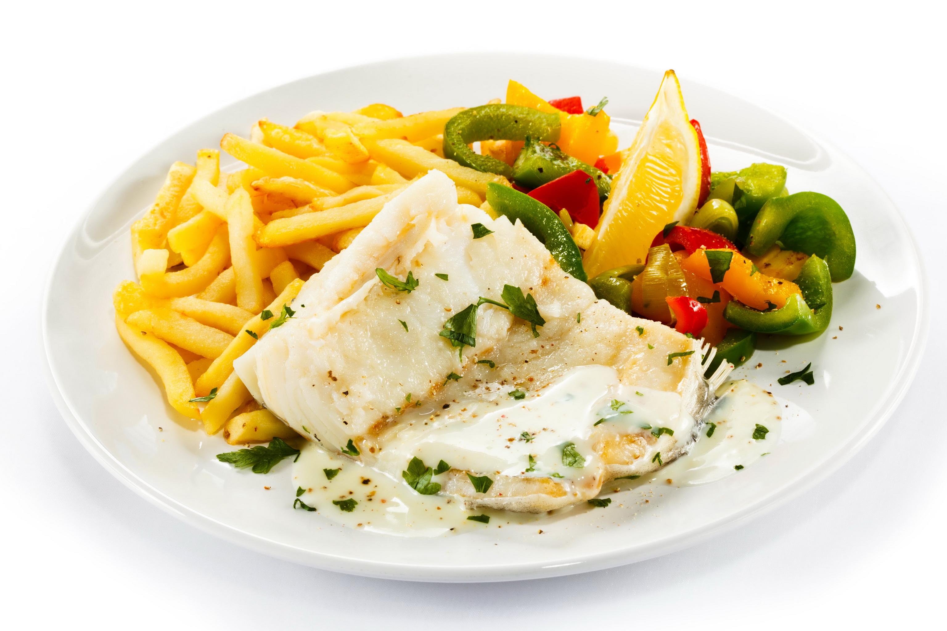 вторые блюда из рыбы