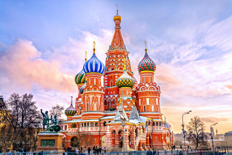 архитектура страны Церковь Москва Россия  № 2449616  скачать