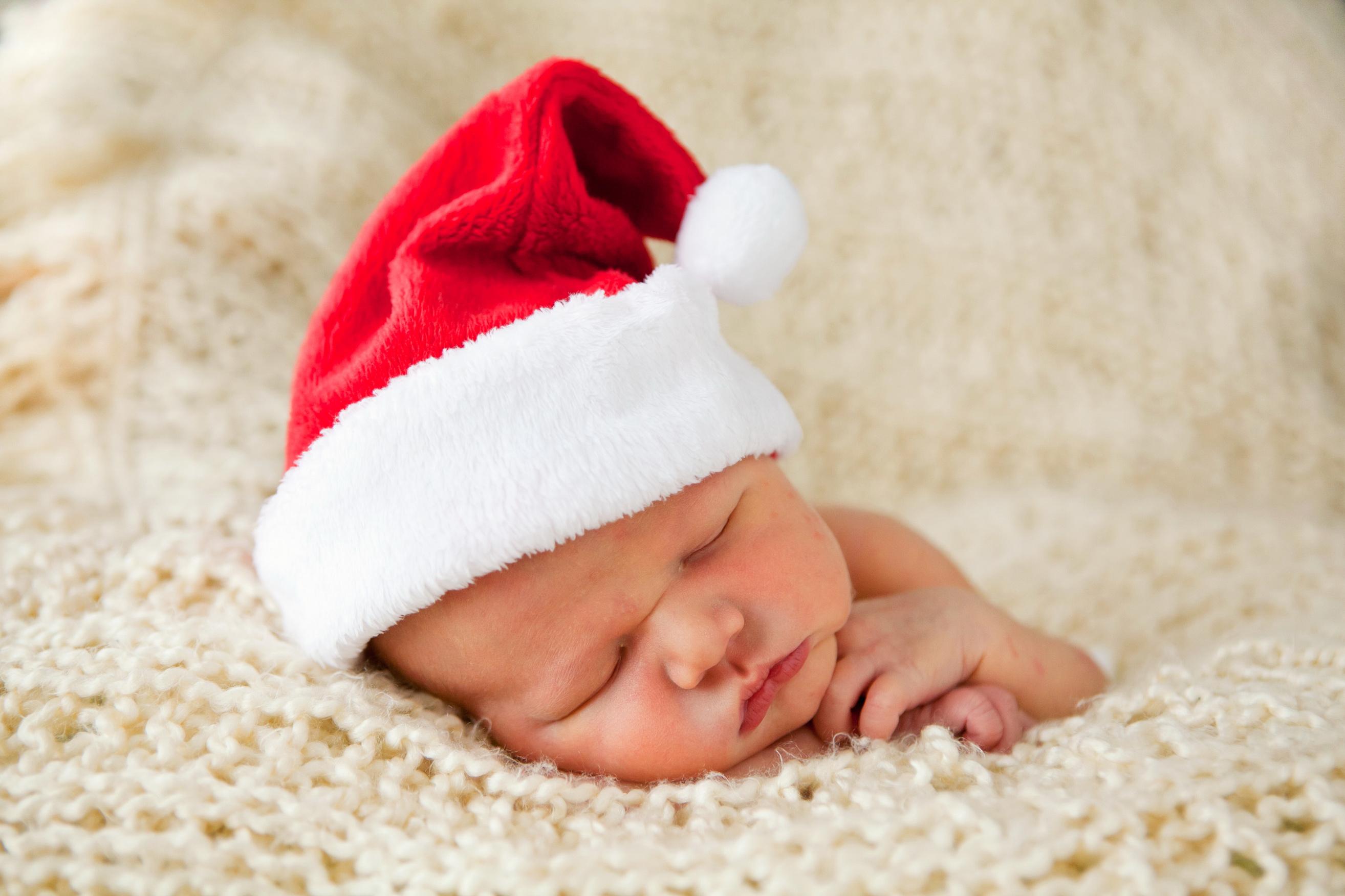 Родился первый в новом году