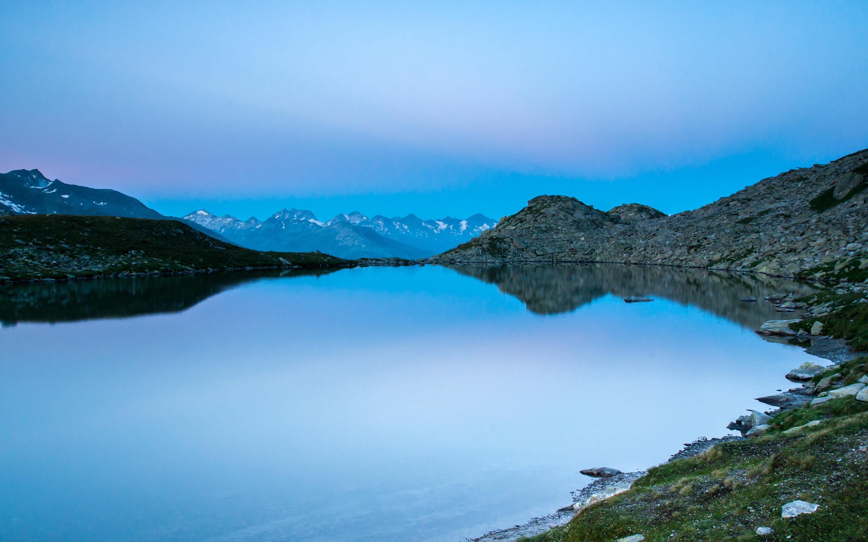 Озеро на горе  № 2948802 загрузить