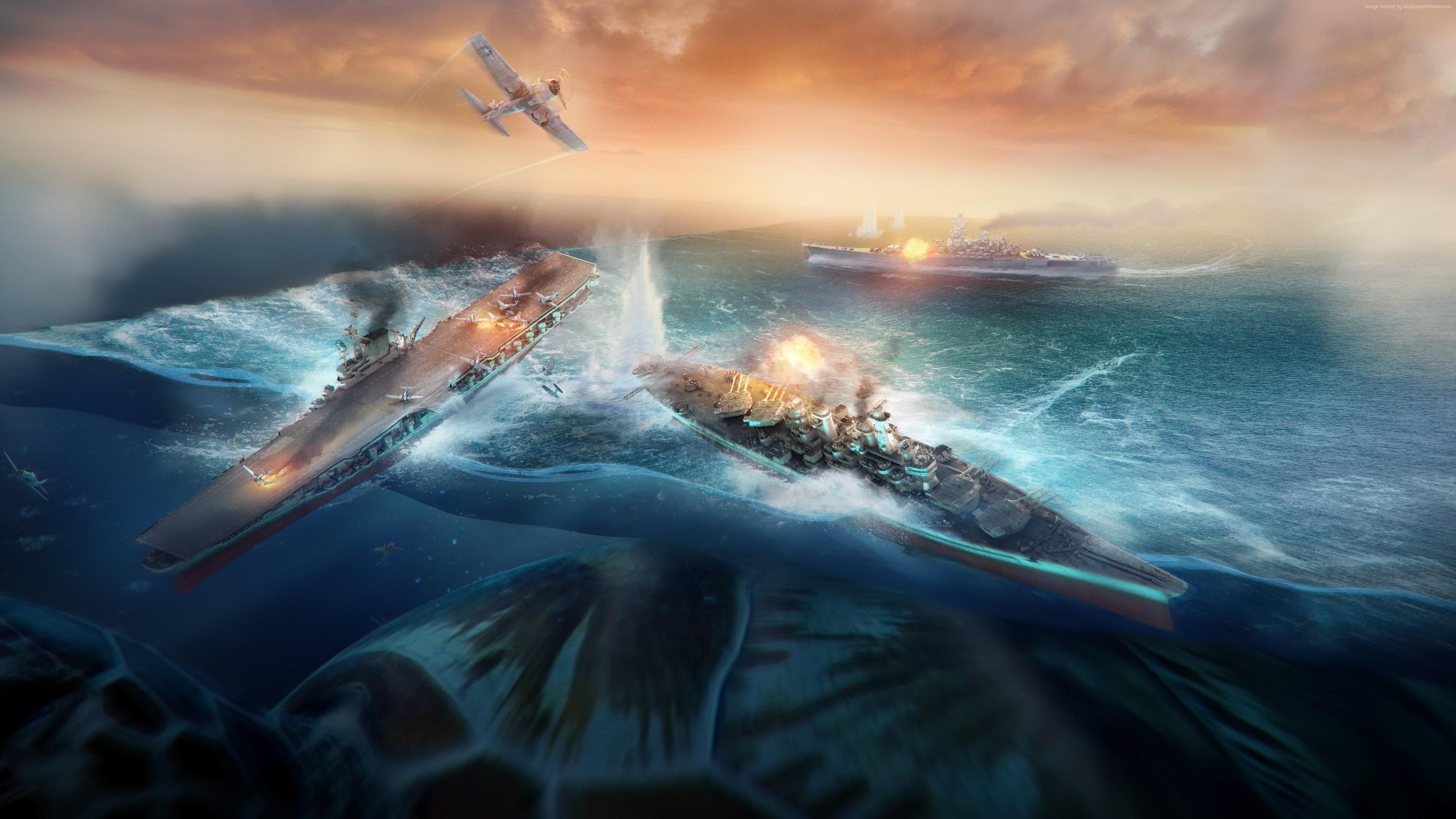 Морской бой  № 48444 загрузить