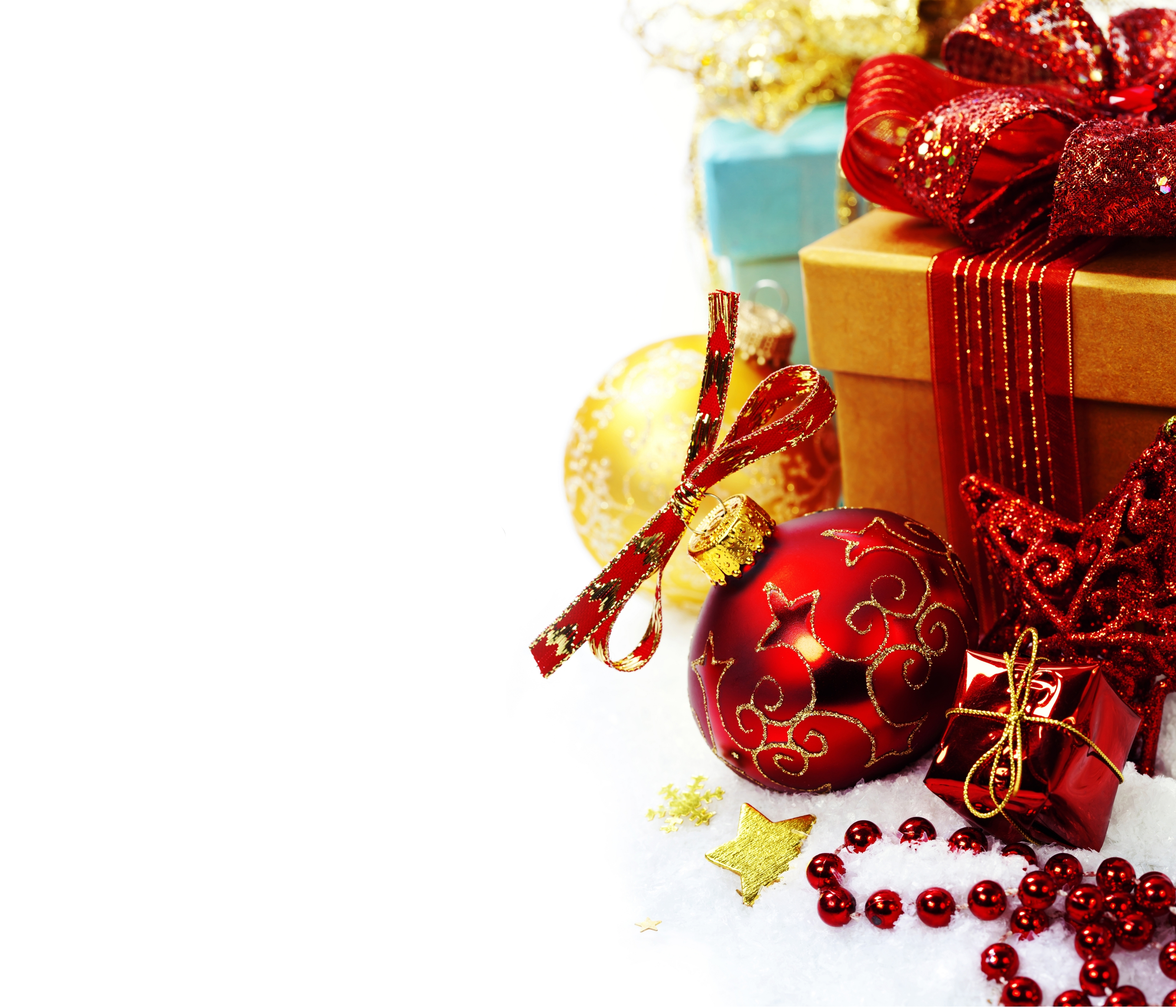Подарки к новому году в картинках