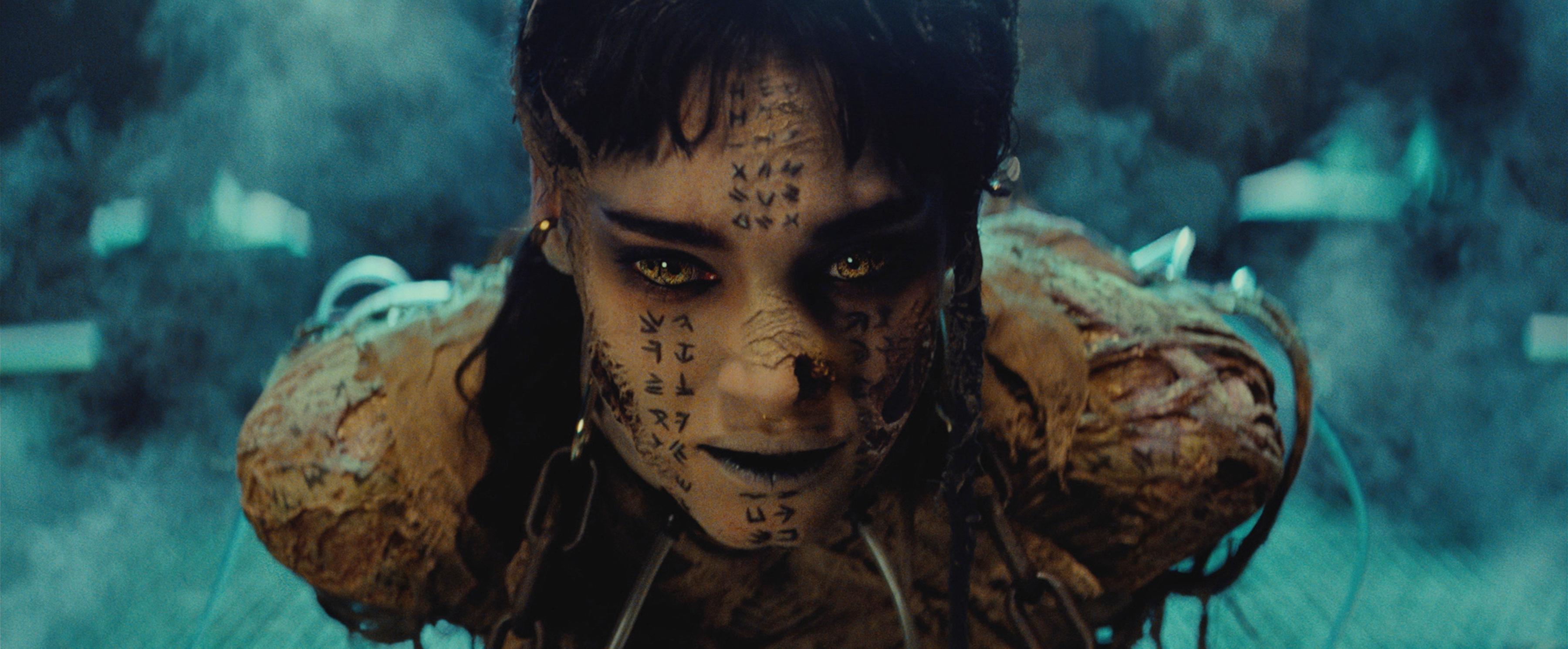 Мумия фото из фильма 2018
