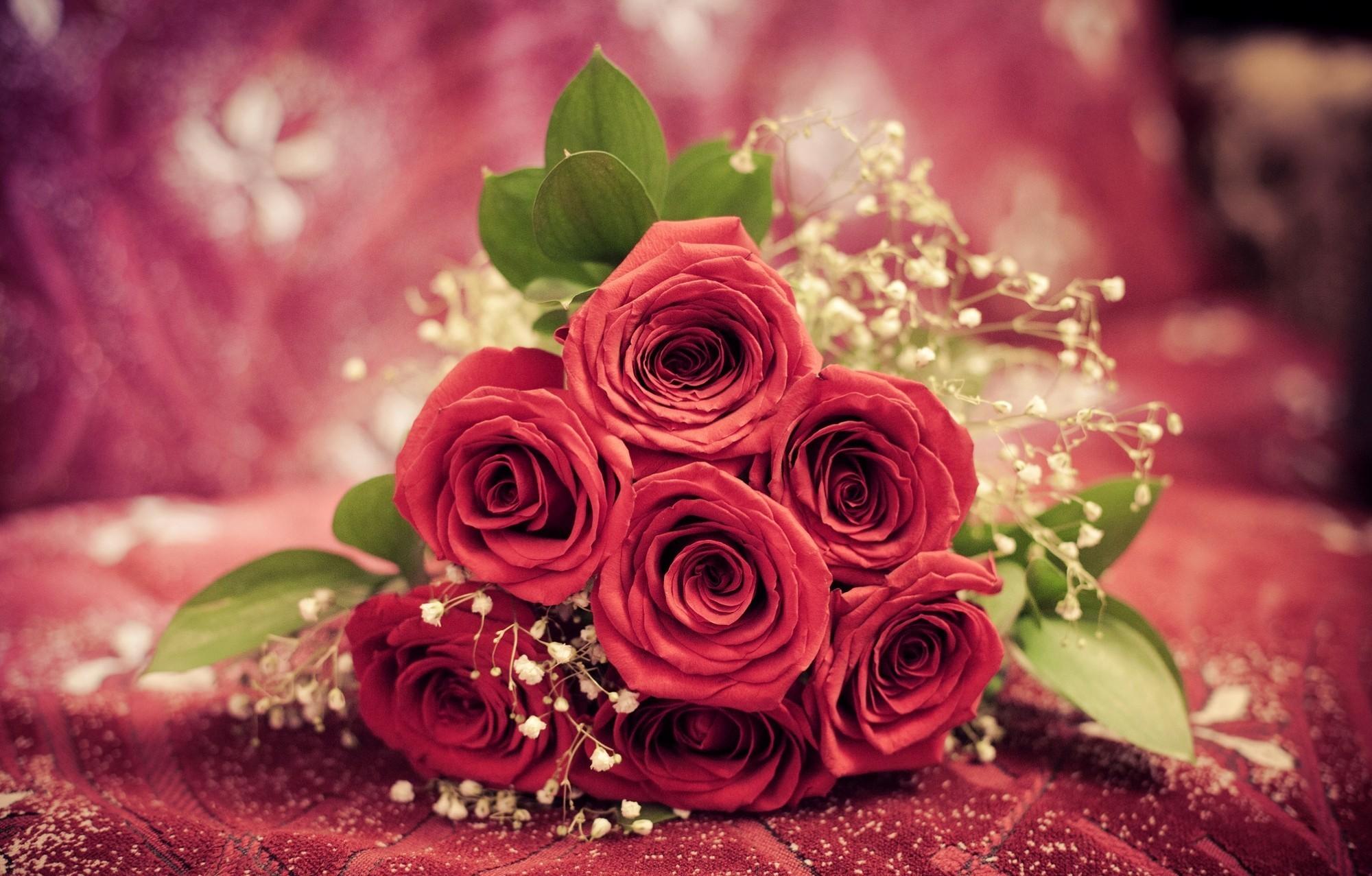 Розы букет  № 3014992  скачать