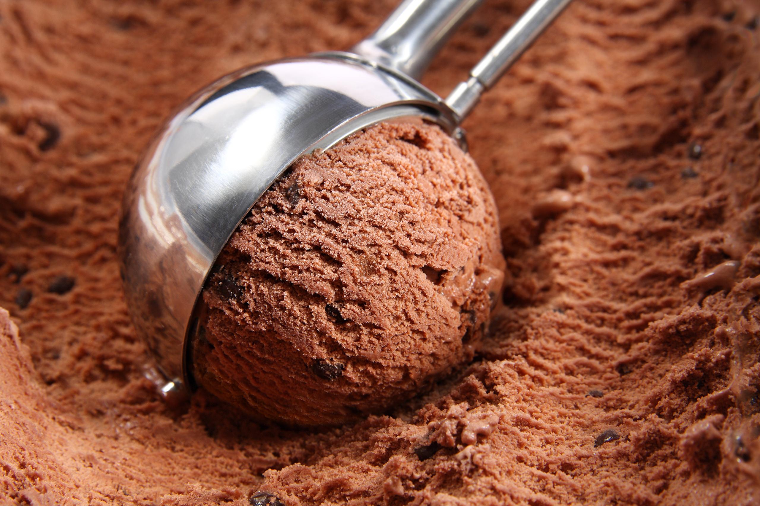 Обои Сладости, Мороженое, Шоколад, Шарики, Еда Картинка #346282 Скачать