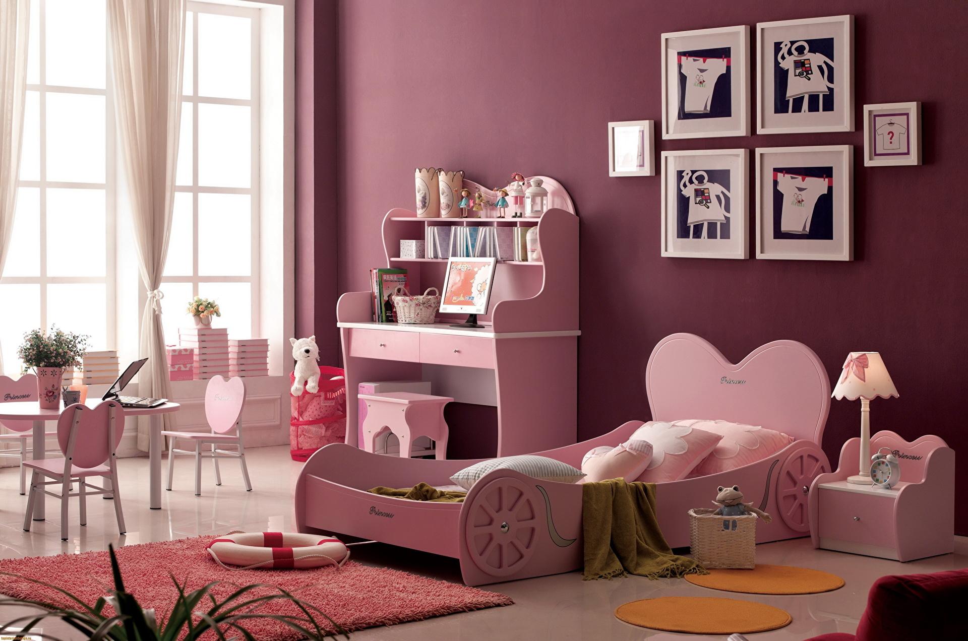 Детская комната  № 3567429  скачать