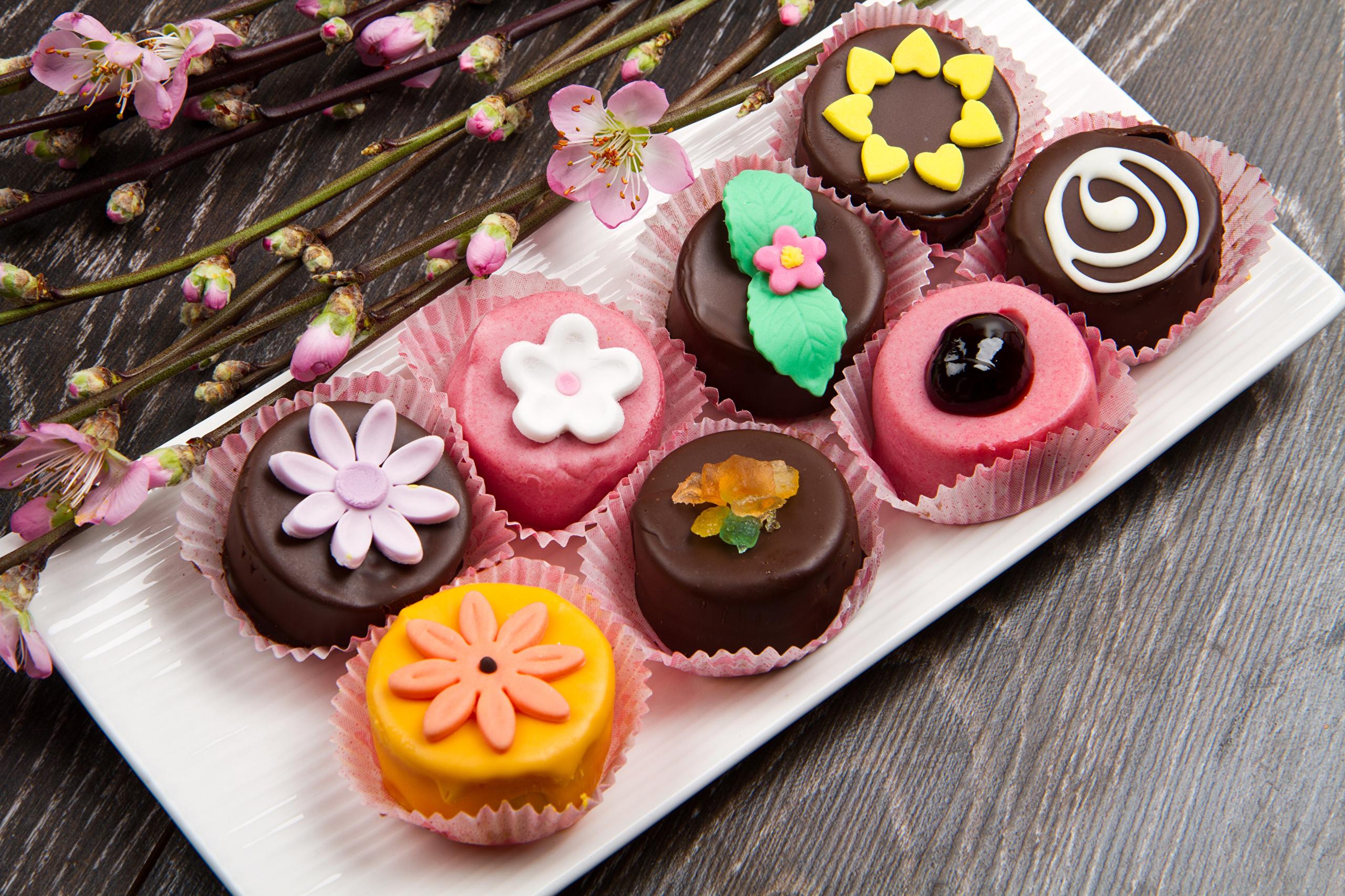 кексы пирожное cupcakes cake  № 132291 бесплатно