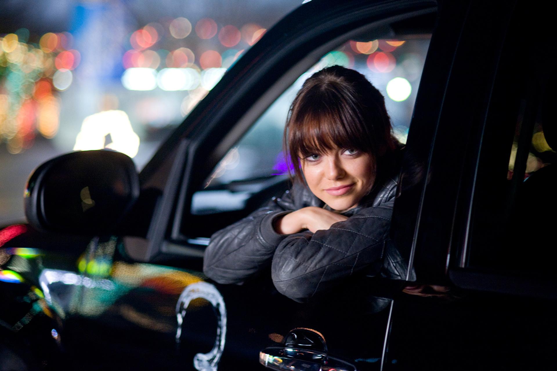 Фото девушек за рулем за 40 лет