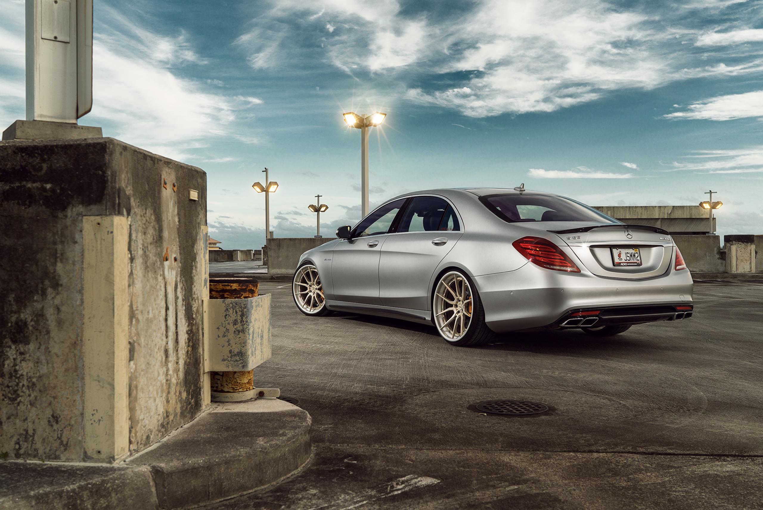 мерседес серебристый Mercedes silver  № 288006 без смс