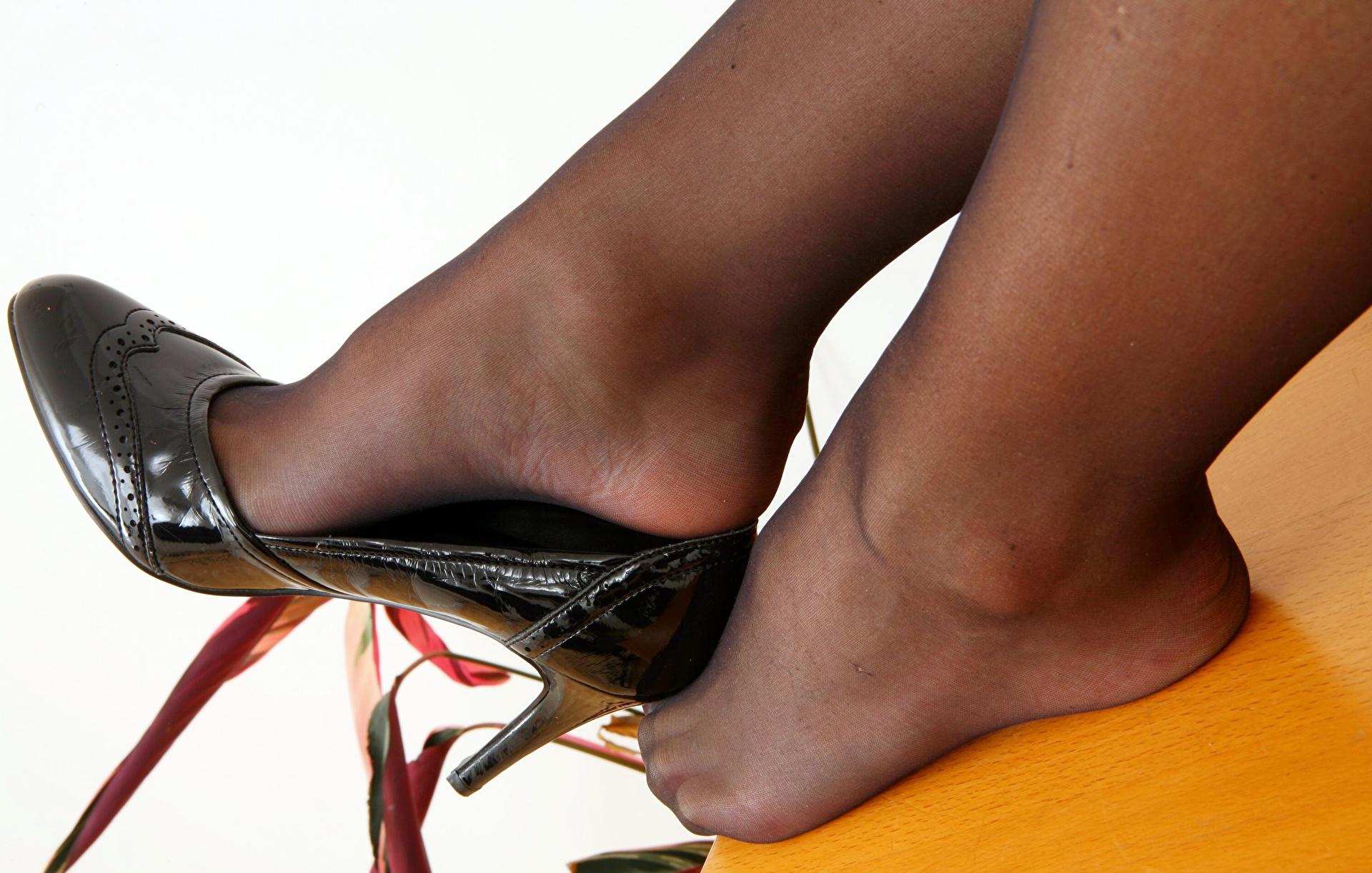 Ножки крупным планом