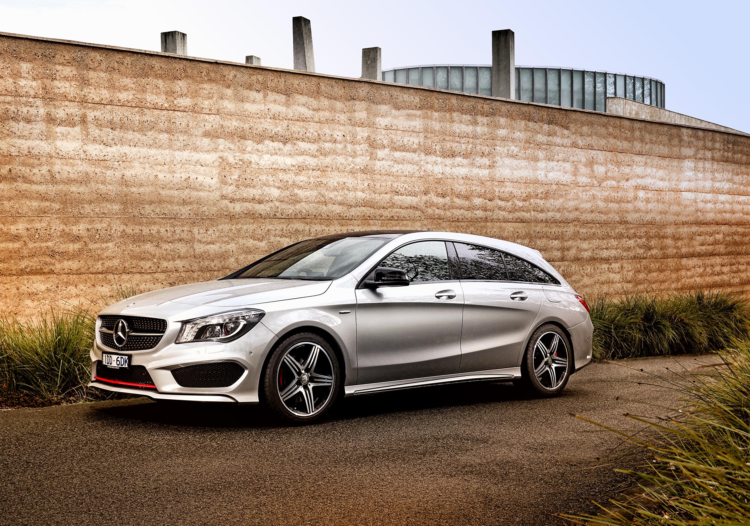 мерседес серебристый Mercedes silver  № 287994 бесплатно