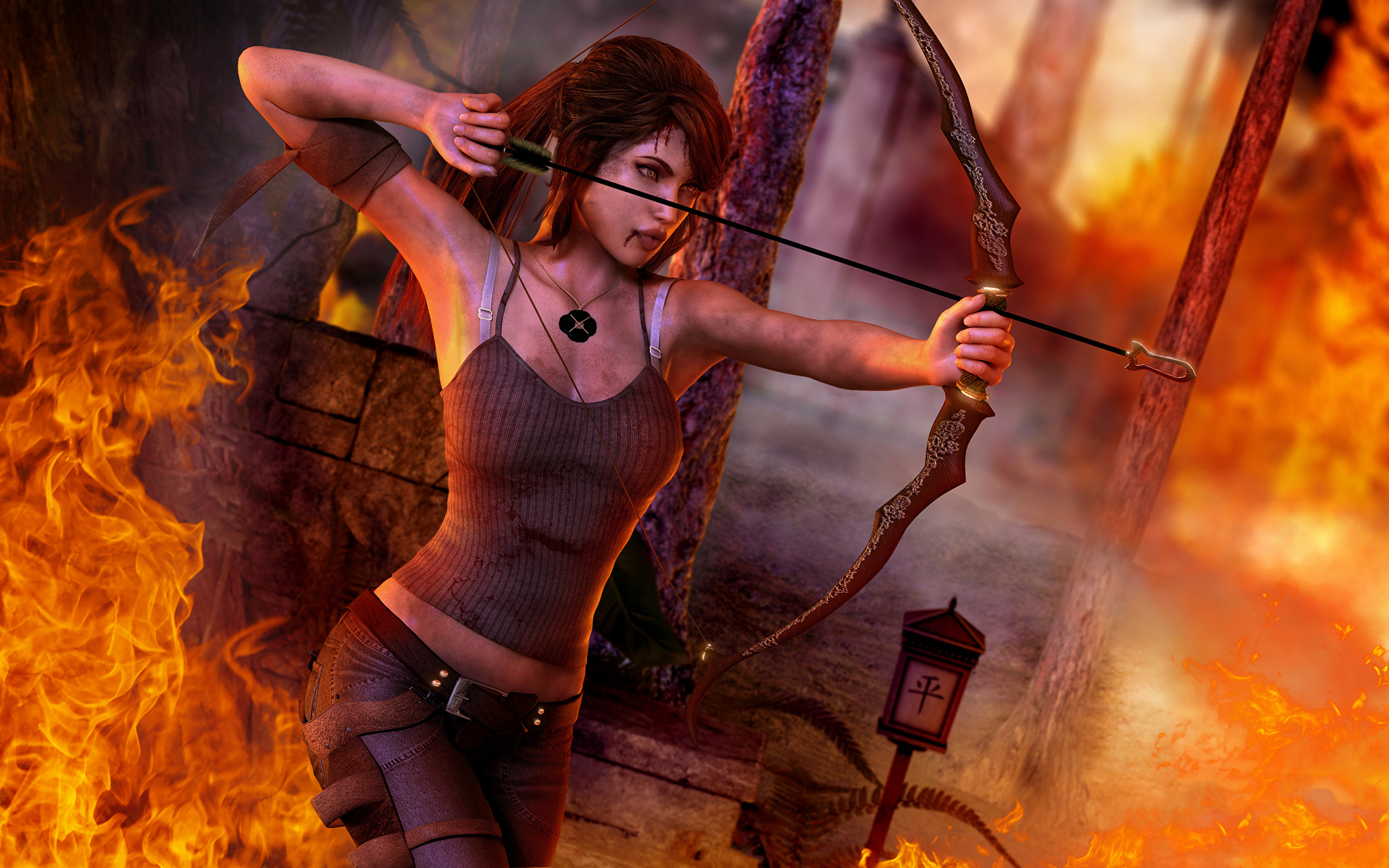Tomb raider blood anime porn erotic photos