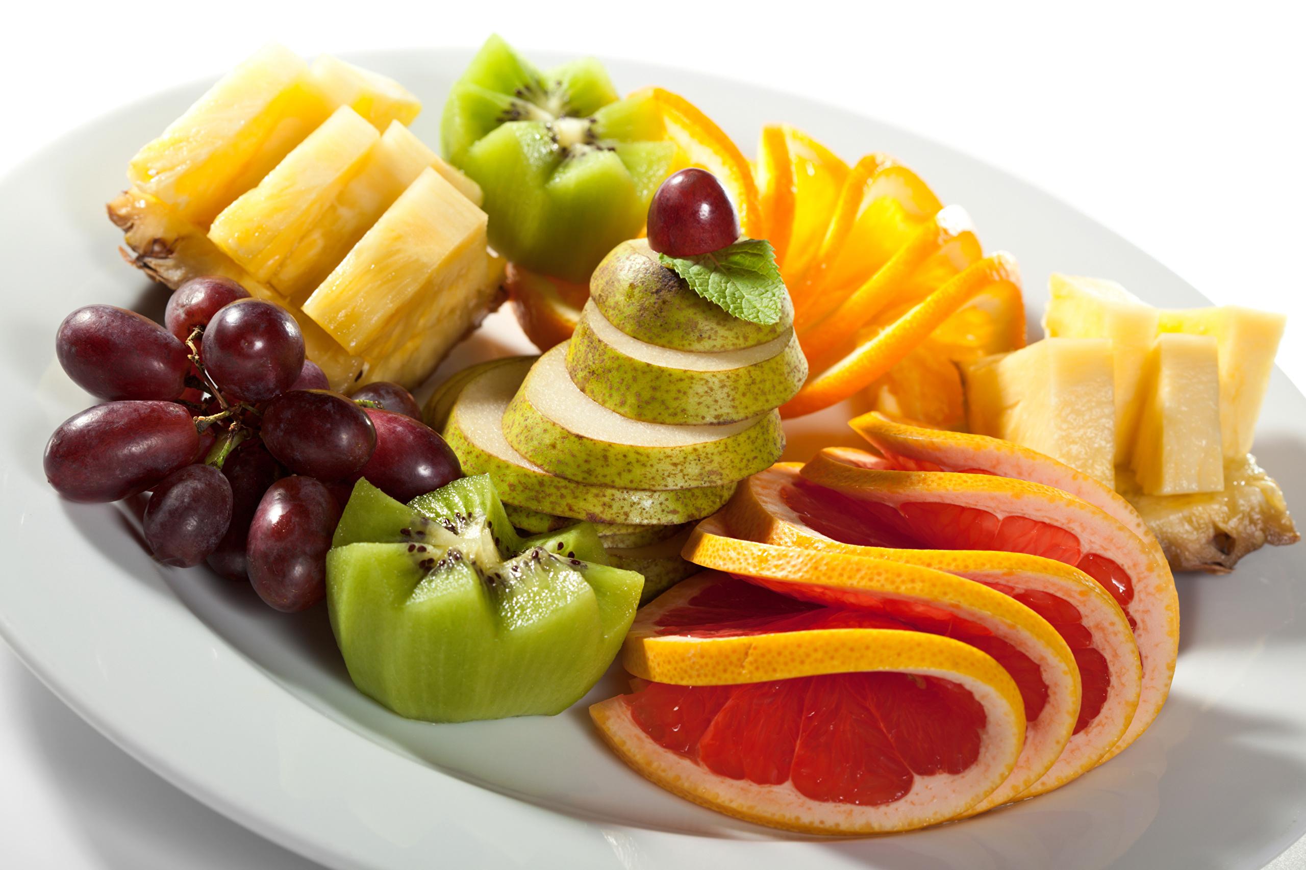 Как сделать фруктовое ассорти