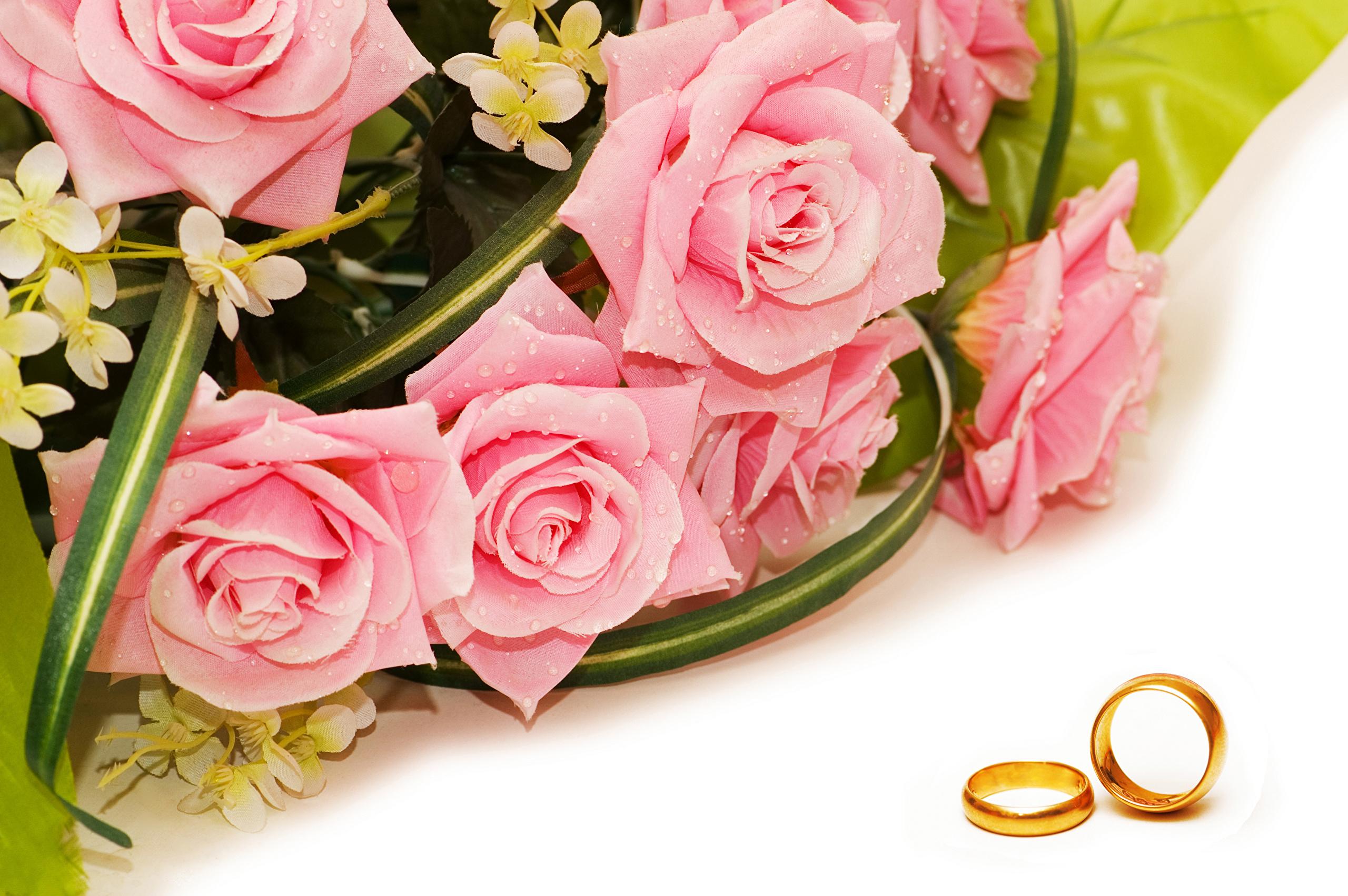 Поздравление со свадьбой красивые букеты